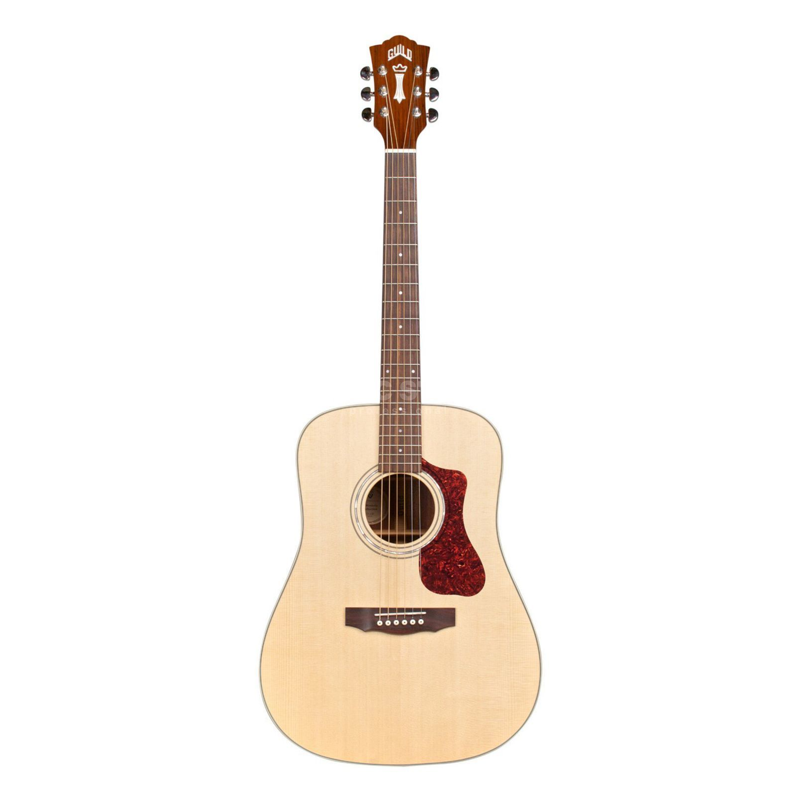 Guild Westerly D-140 NAT Natural Produktbillede