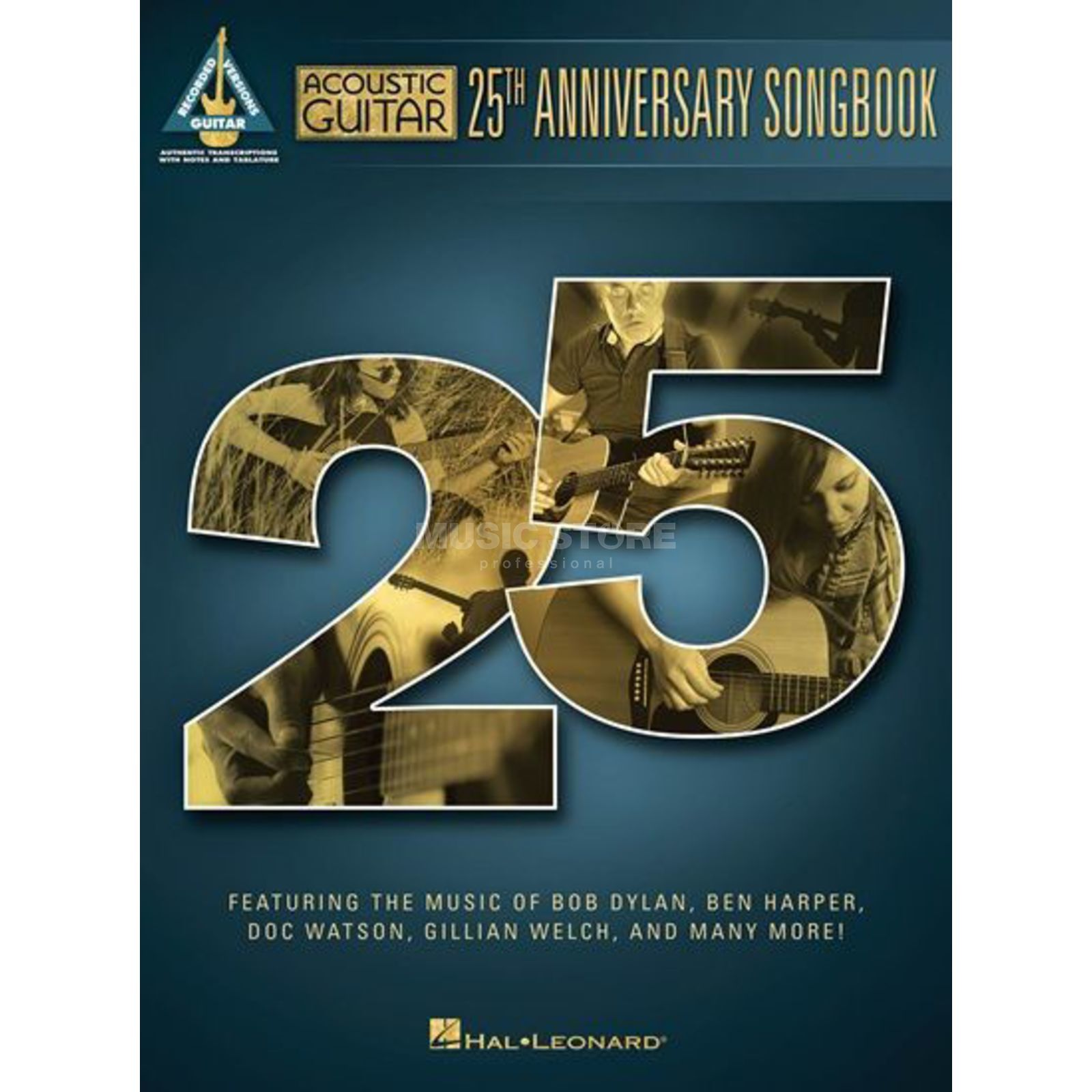 Hal Leonard 25th Anniversary Songbook Acoustic Guitar Produktbild