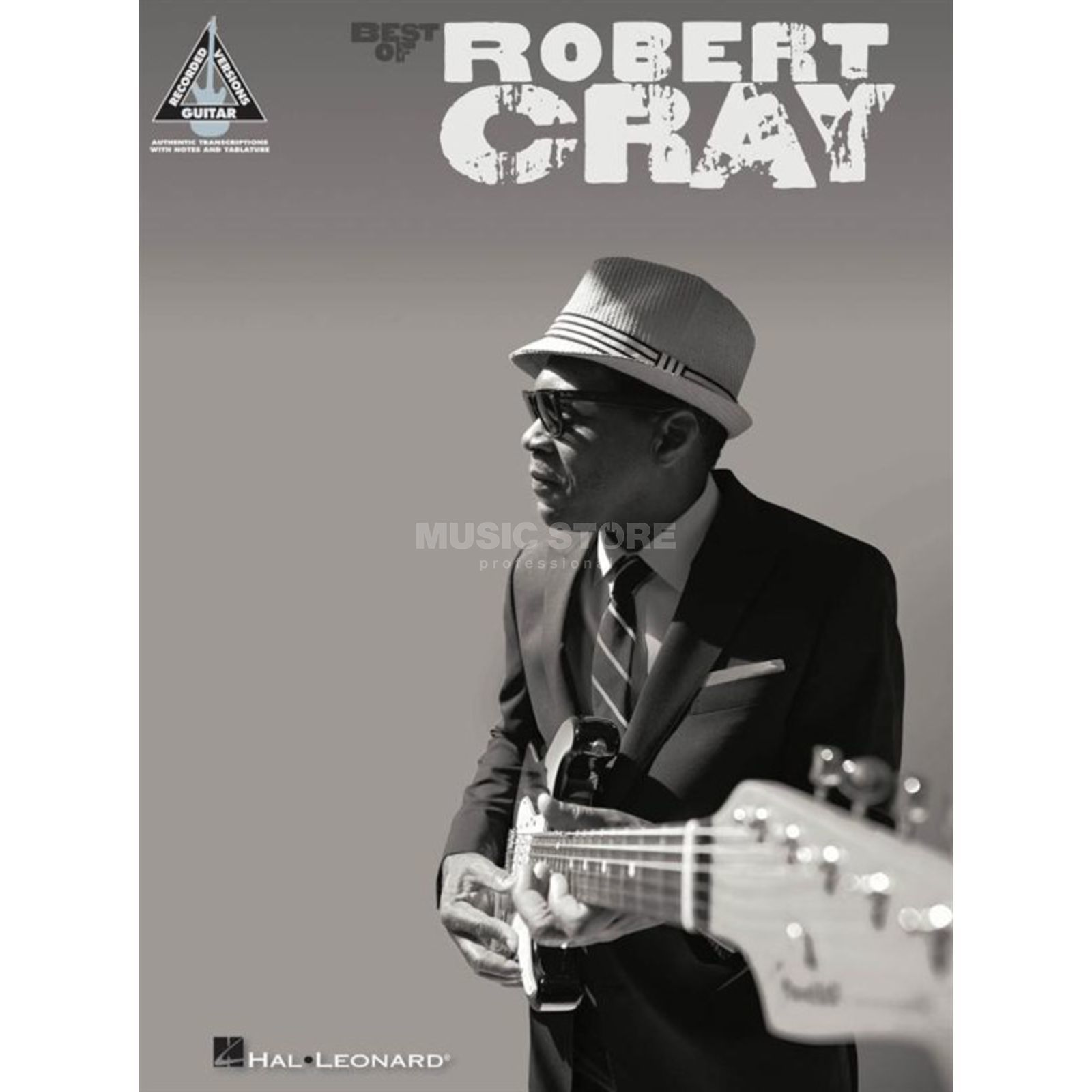 Hal Leonard Best Of Robert Cray Guitar Recorded Versions TAB Produktbillede