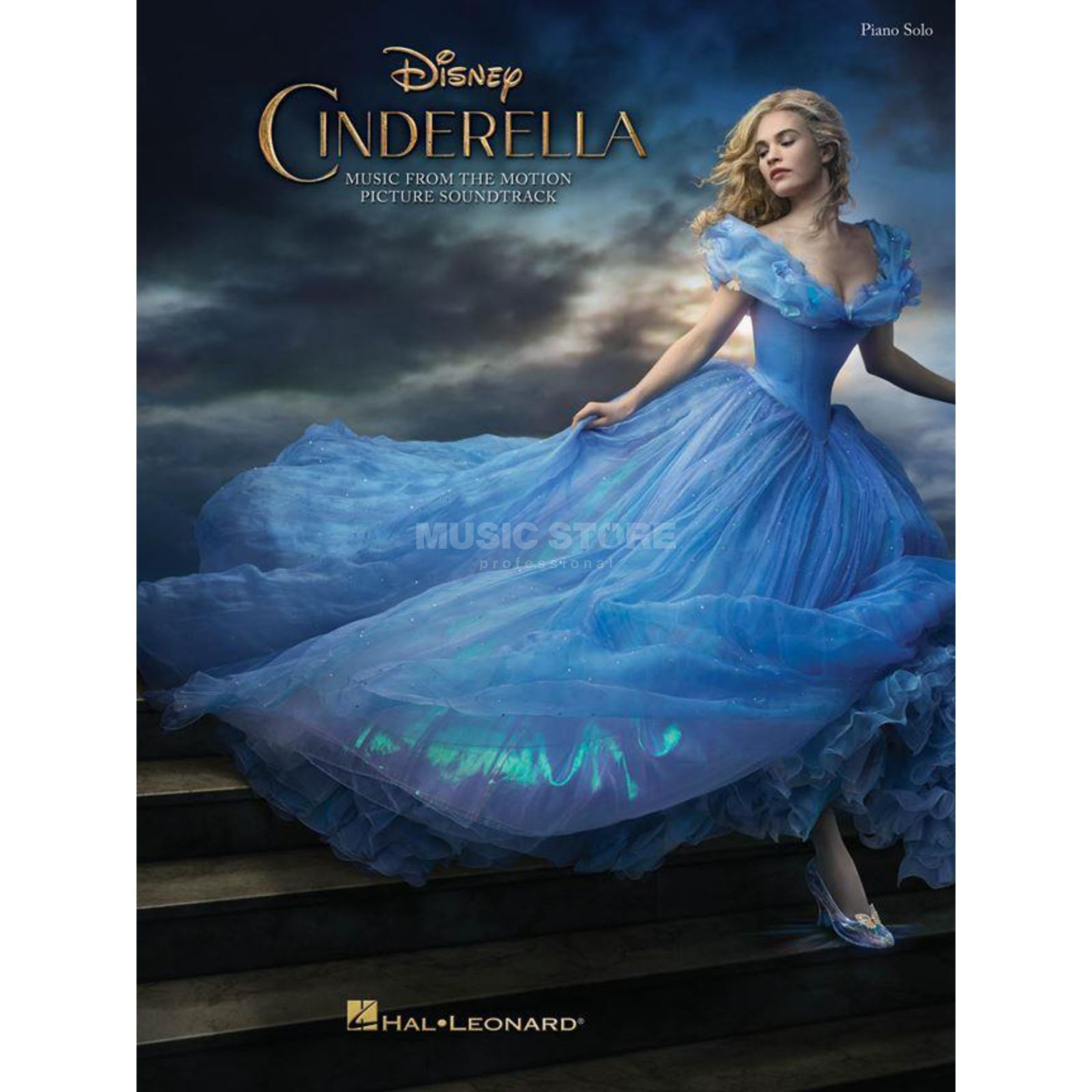 Hal Leonard Cinderella: Music From The Motion Picture Soundtrack Produktbillede