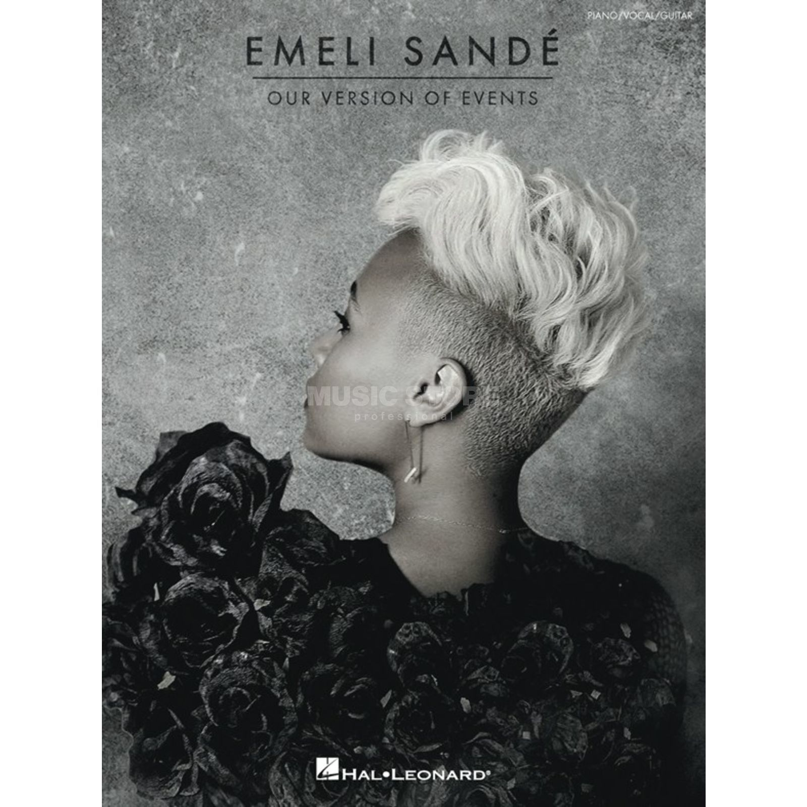 Hal Leonard Emeli Sandé - Our Version Of Events, PVG Produktbild