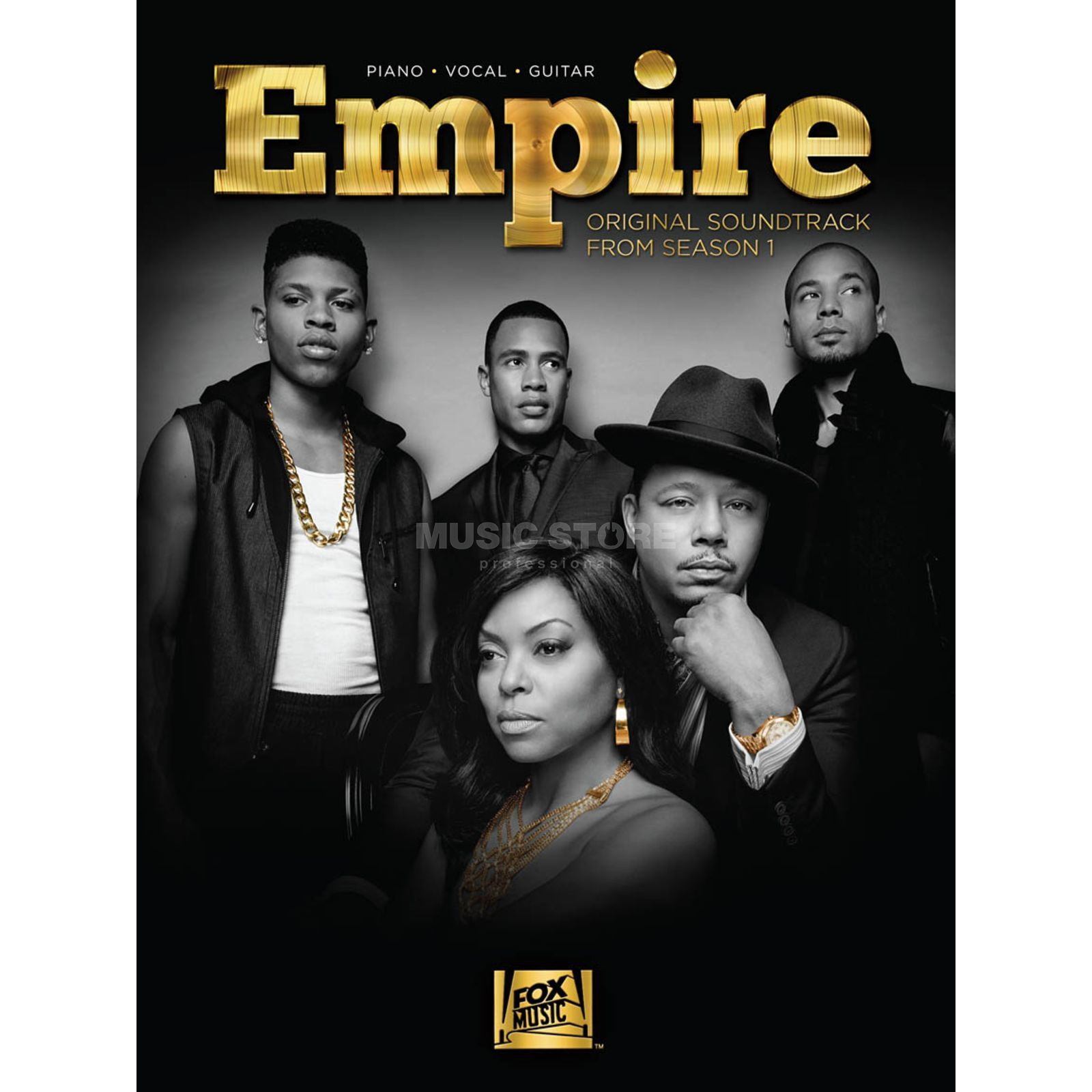 Hal Leonard Empire: Original Soundtrack From Season 1 Produktbild