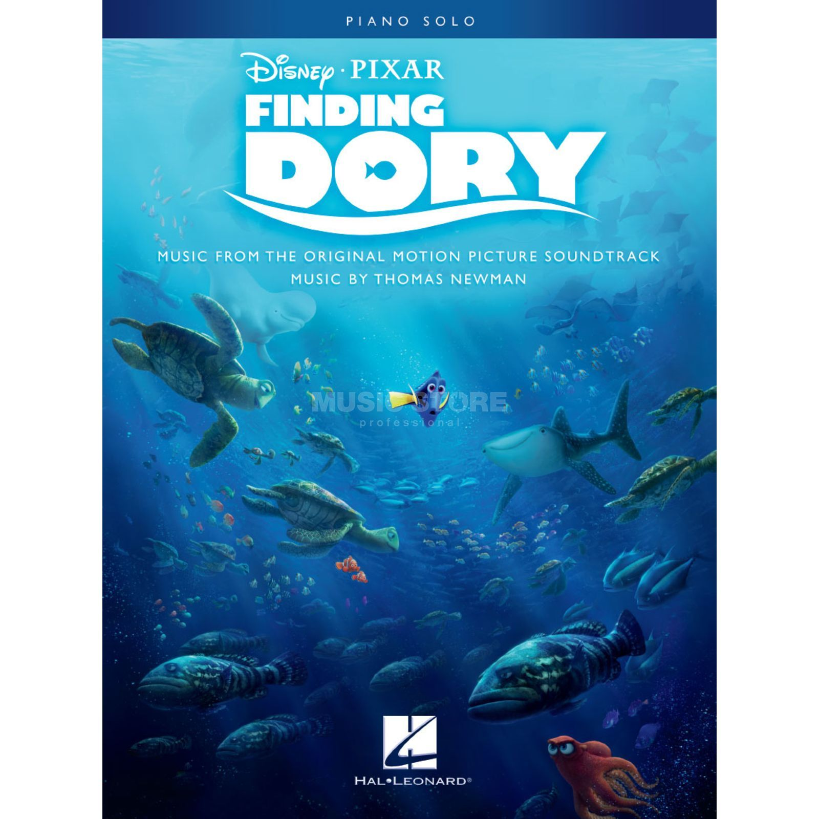 Hal Leonard Finding Dory: Music From The Motion Picture Soundtrack Produktbillede