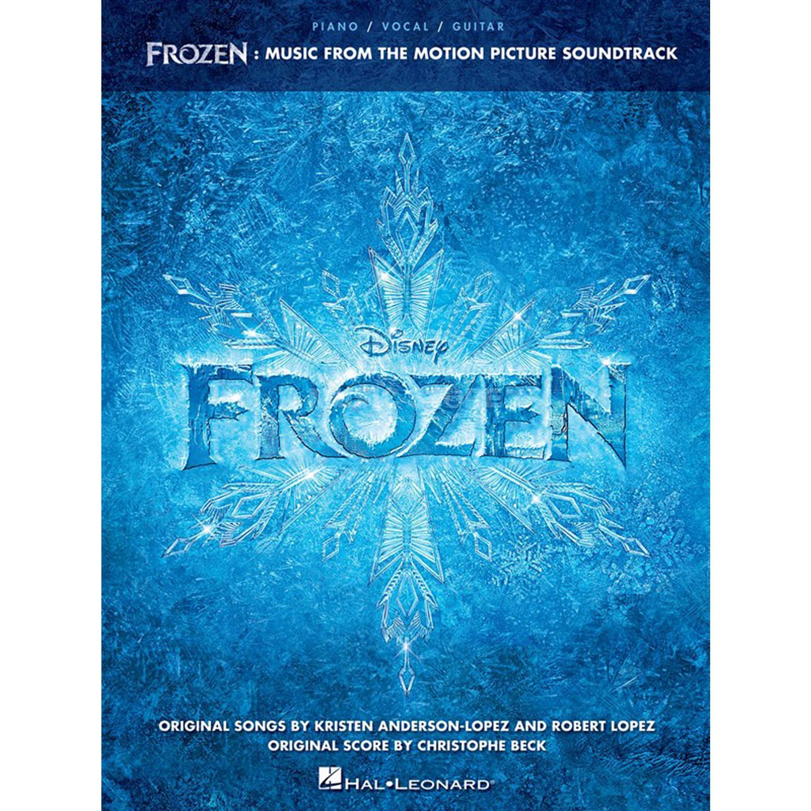 Hal Leonard Frozen: Music From The Motion Picture Soundtrack PVG Produktbild