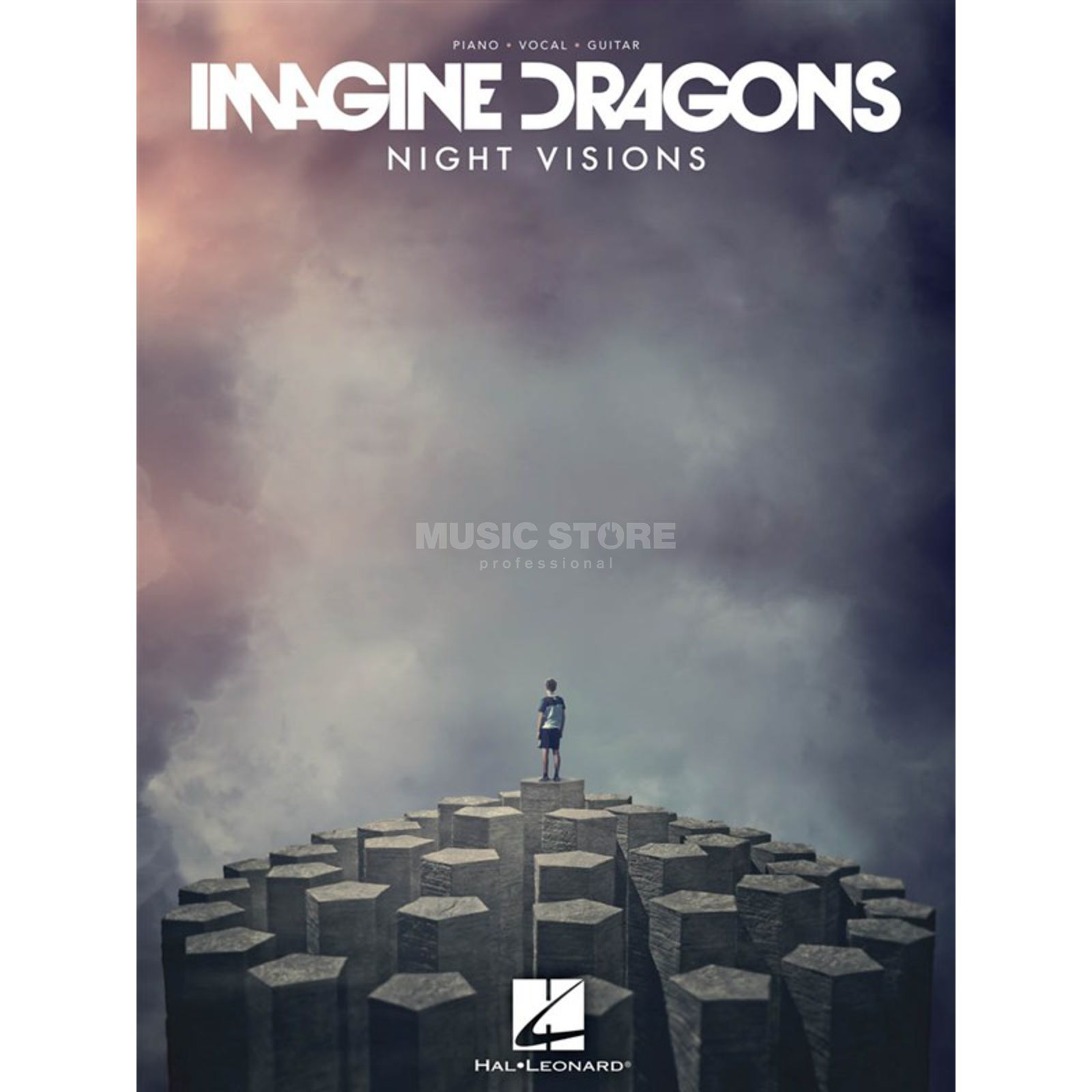 Hal Leonard Imagine Dragons: Night Visions PVG Produktbillede
