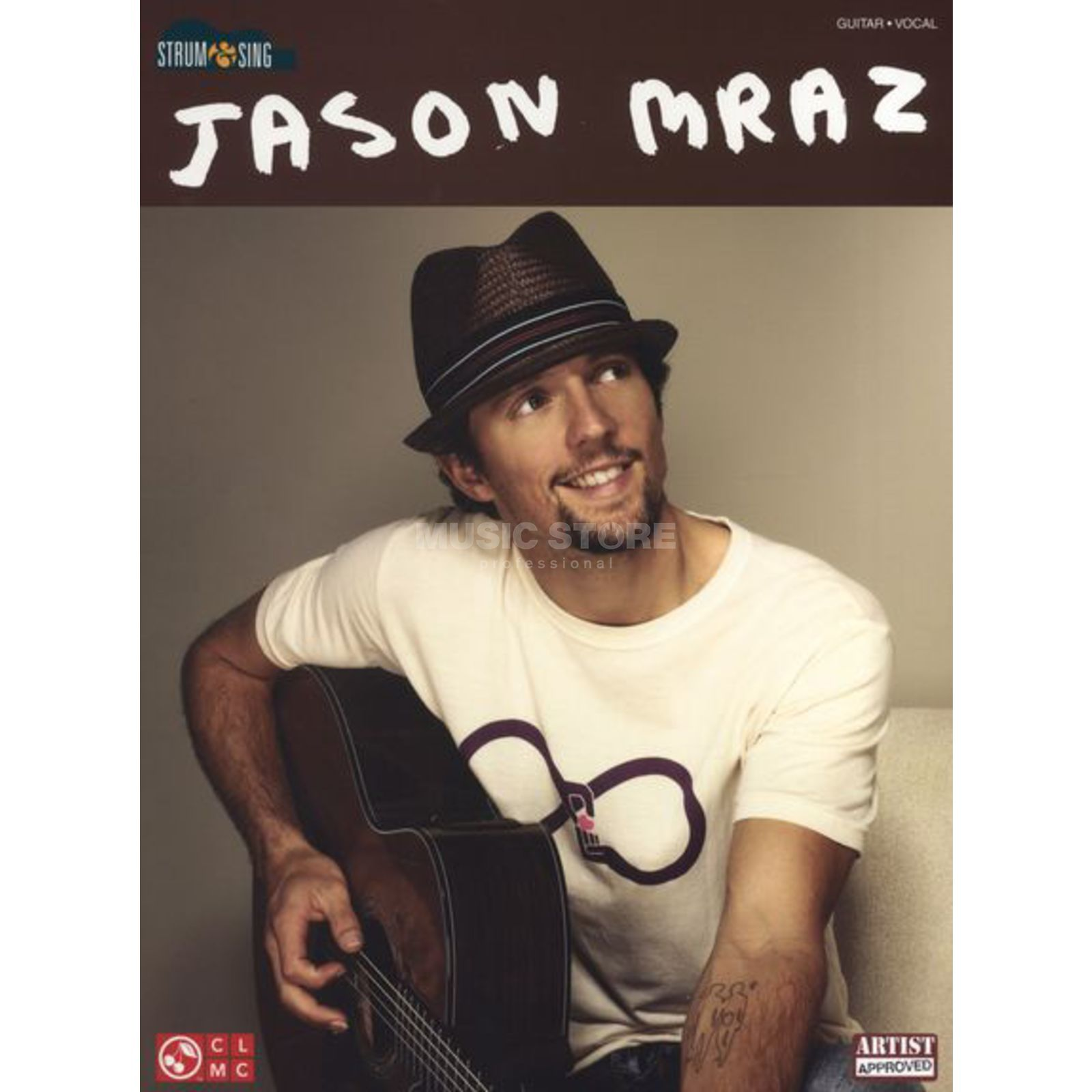 Hal Leonard Jason Mraz: Strum And Sing Produktbild
