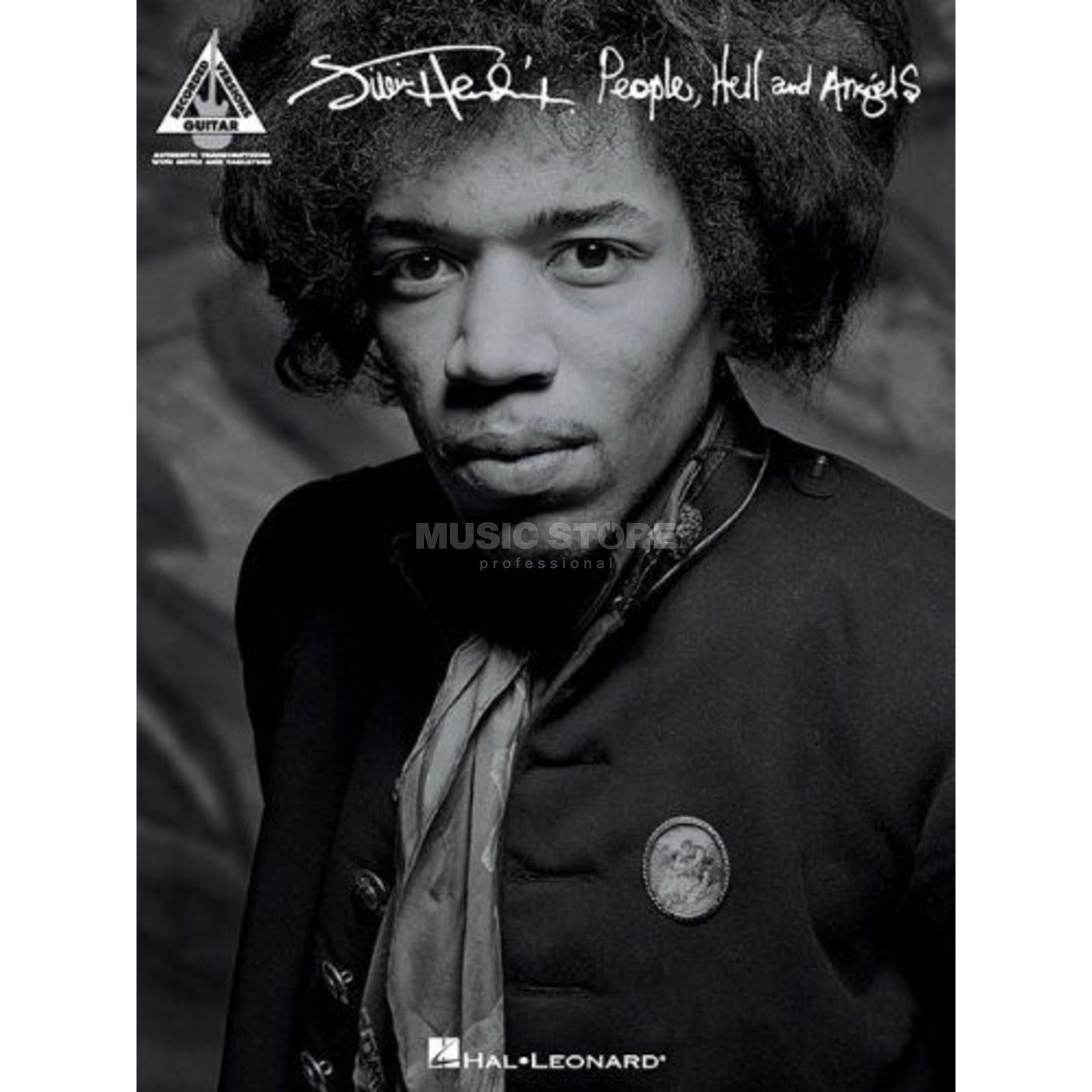 Hal Leonard Jimi Hendrix: People, Hell And Angels Produktbild