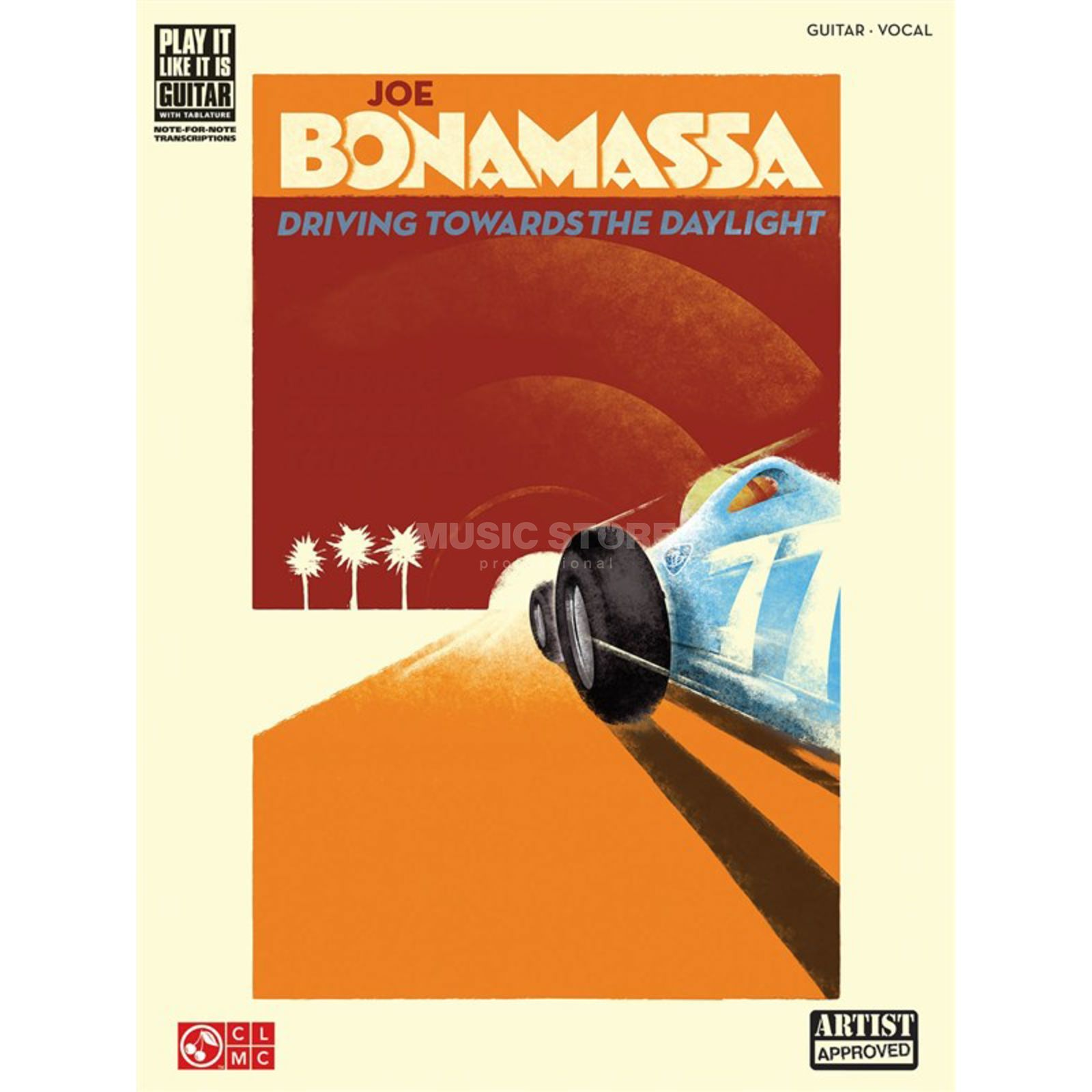 Hal Leonard Joe Bonamassa: Driving Towards The Daylight Produktbillede