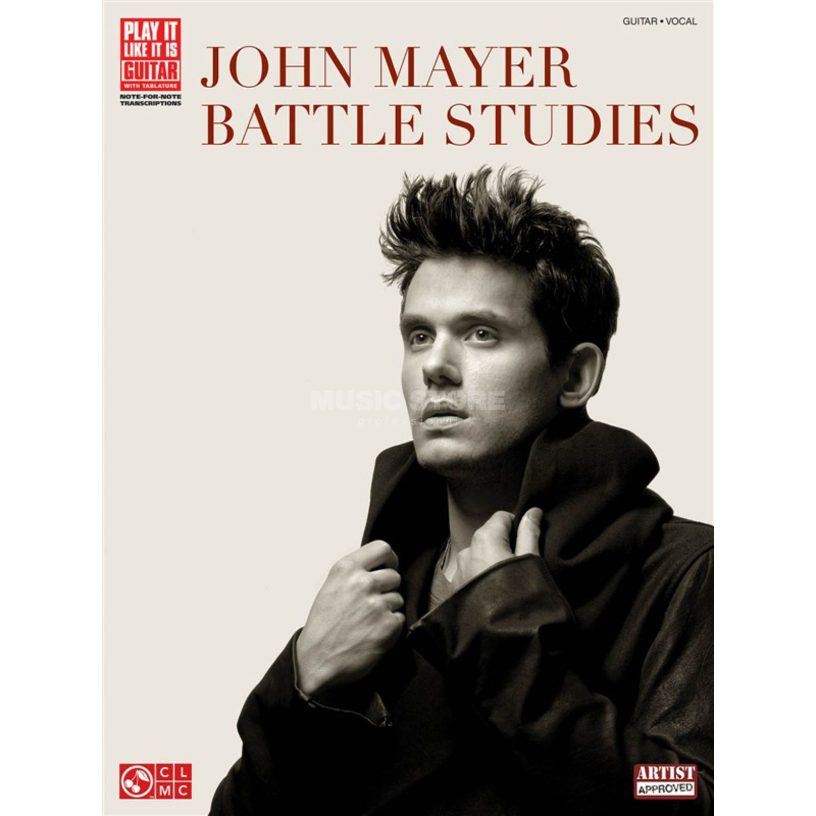 Hal Leonard John Mayer: Battle Studies Produktbild