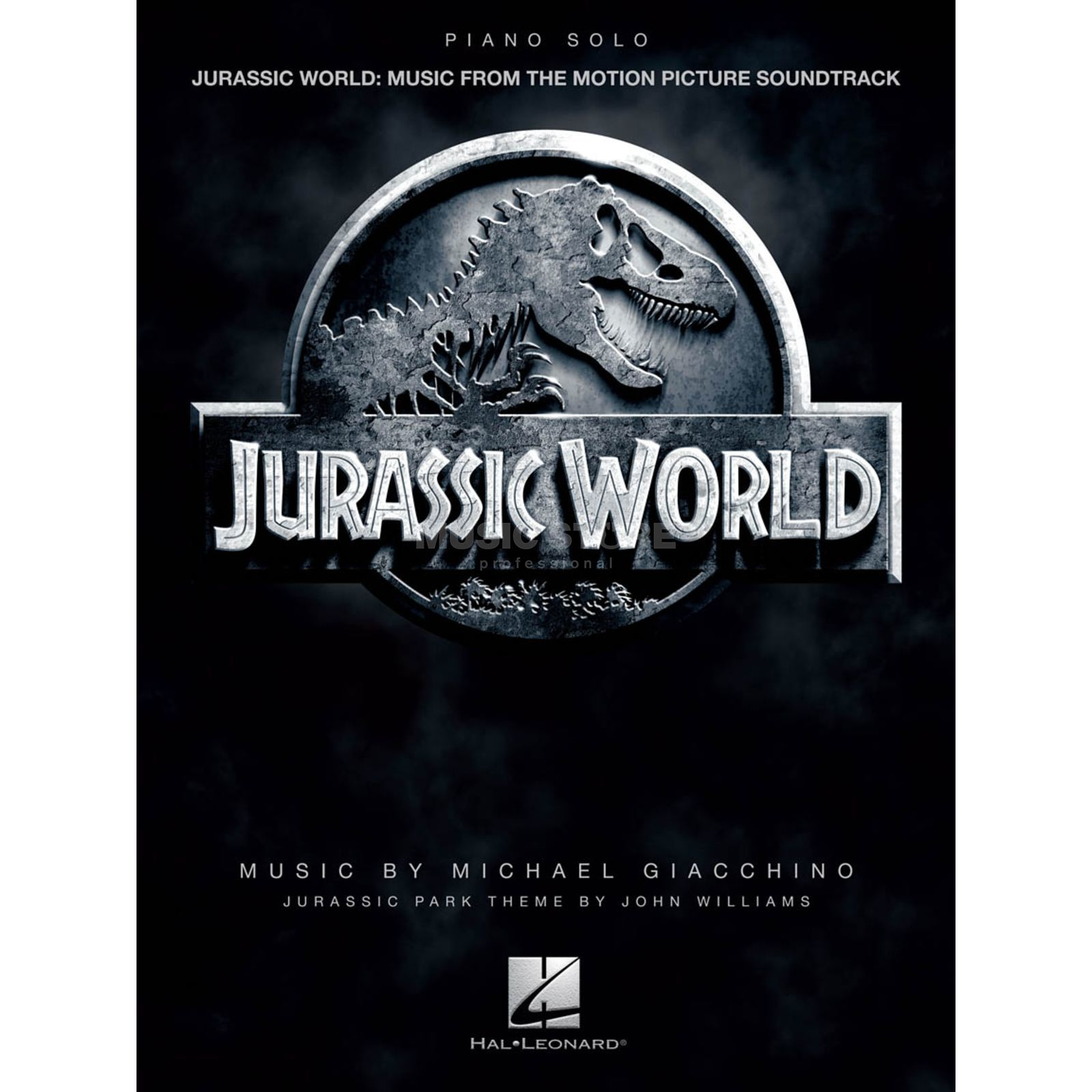 Hal Leonard Jurassic World: Music From The Motion Picture Soundtrack Piano Produktbillede