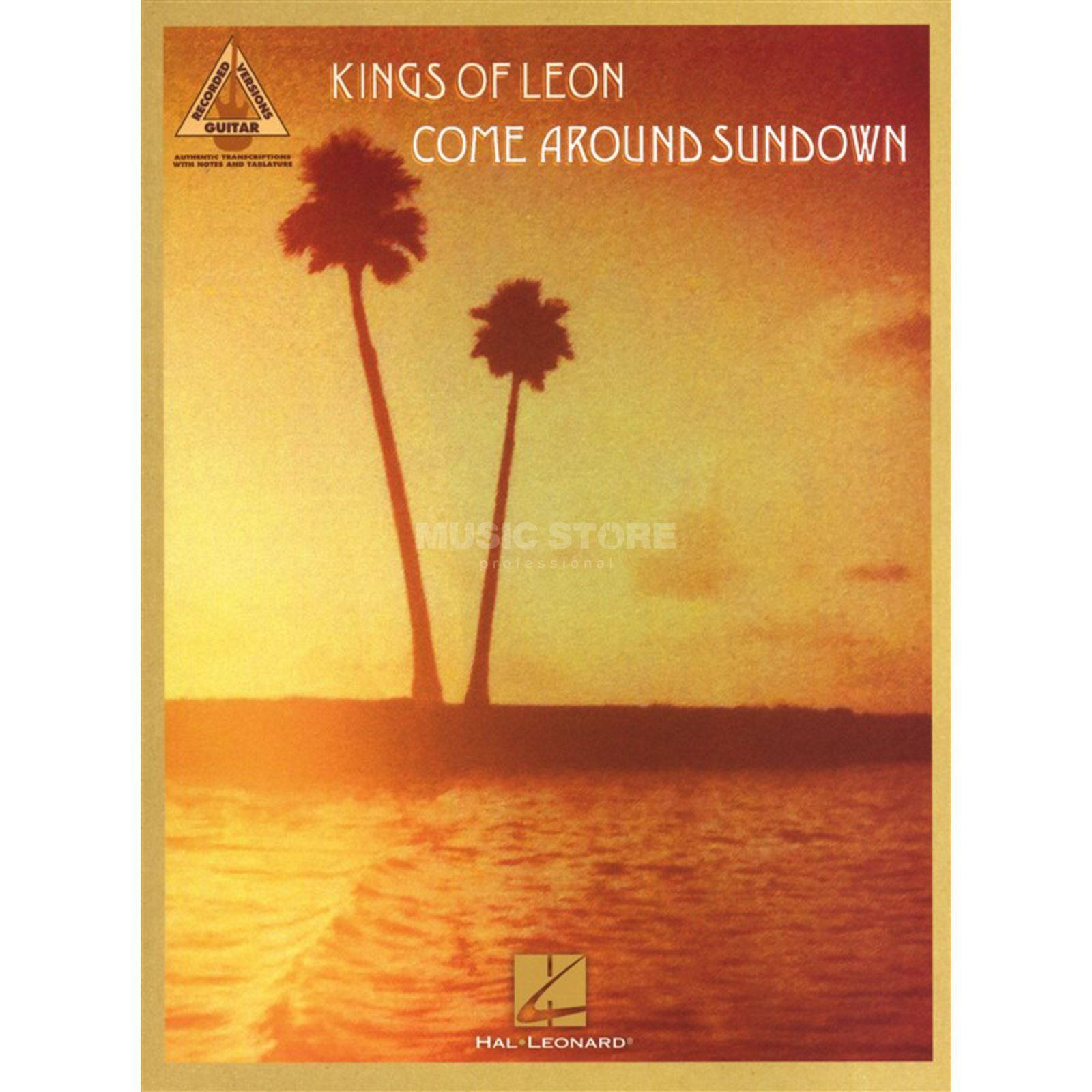 Hal Leonard Kings Of Leon: Come Around Sundown Produktbillede