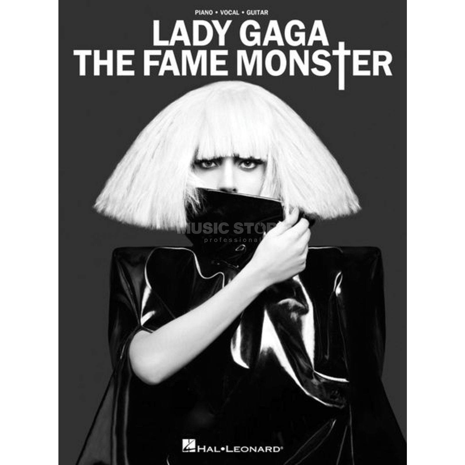 Hal Leonard Lady Gaga - The Fame Monster PVG Produktbild