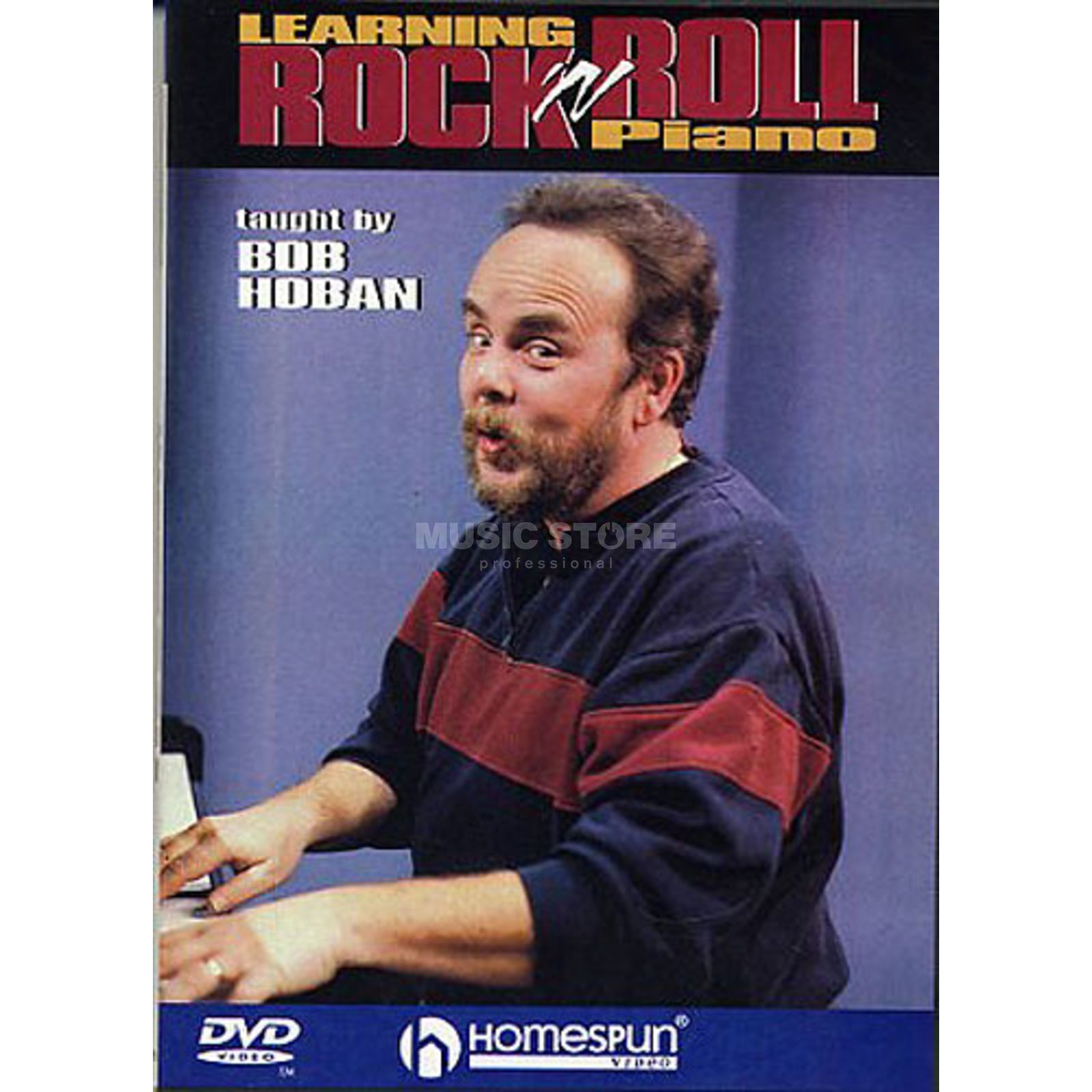 Hal Leonard Learning Rock´n´Roll Piano DVD Produktbillede