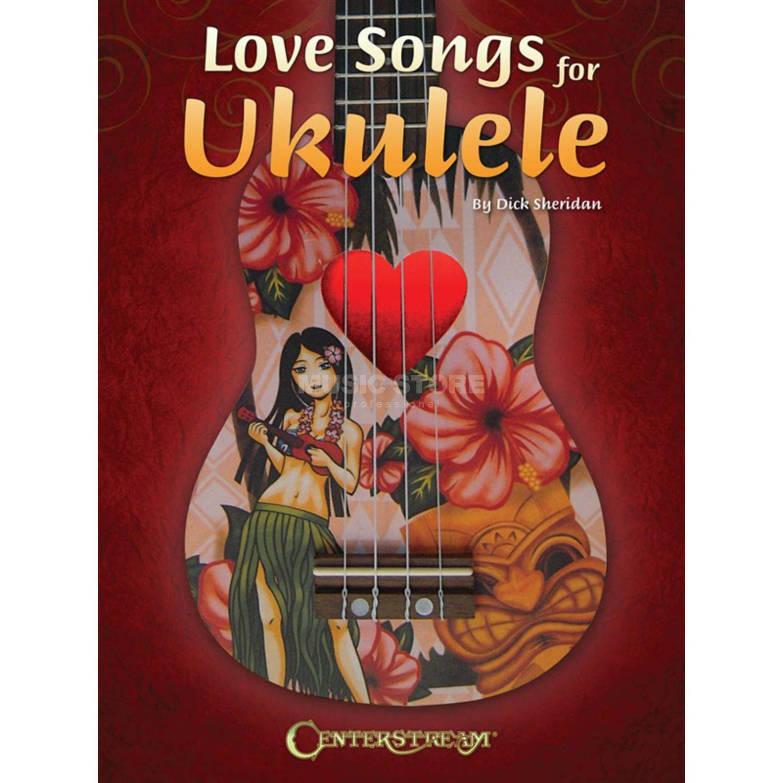 Hal Leonard Love Songs For Ukulele  Produktbild