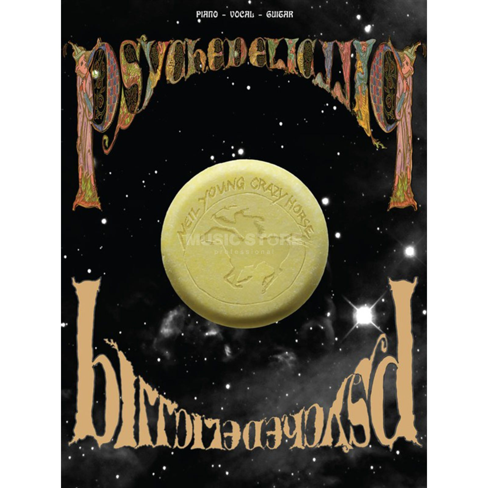 Hal Leonard Neil Young: Psychedelic Pill Produktbild