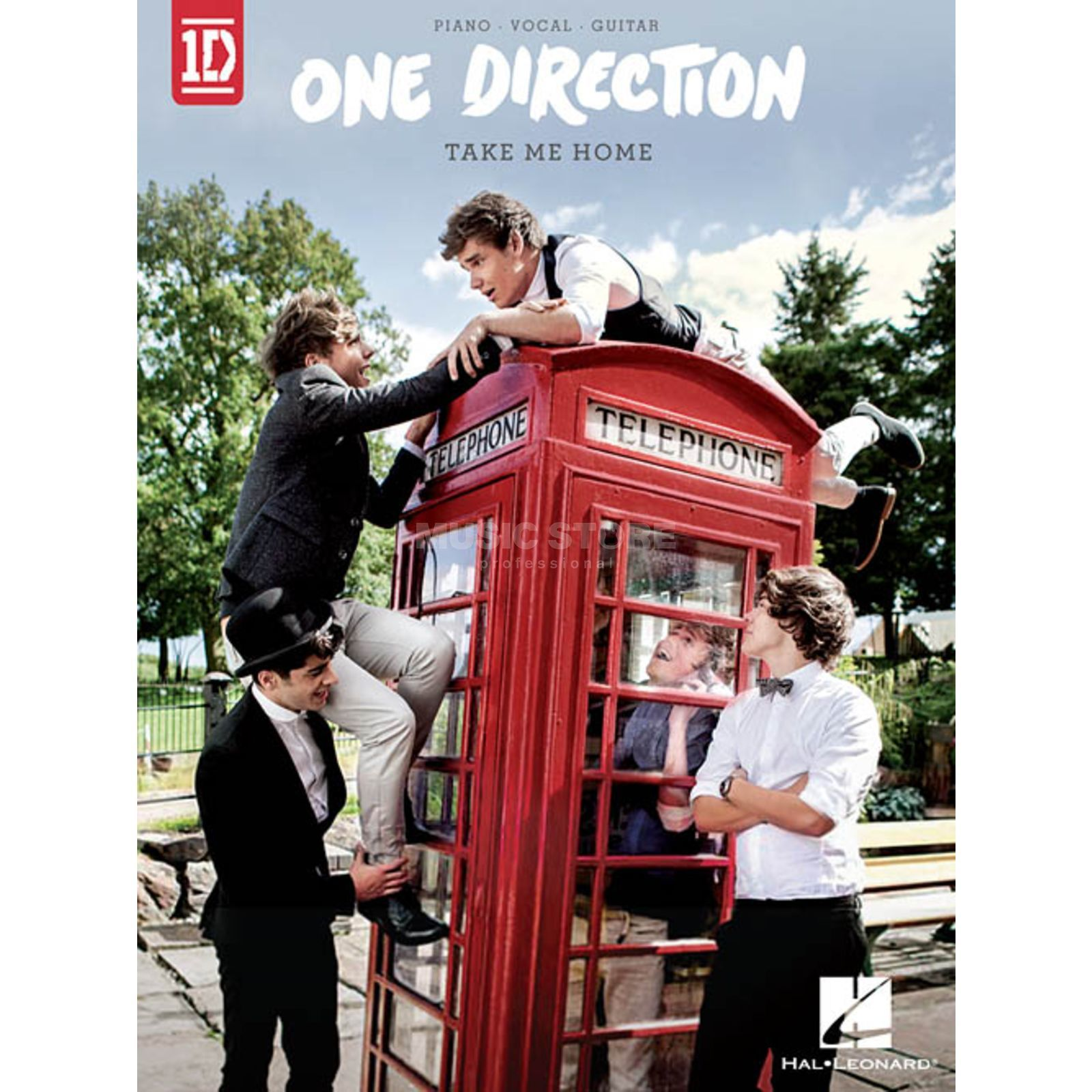 Hal Leonard One Direction: Take Me Home Produktbild