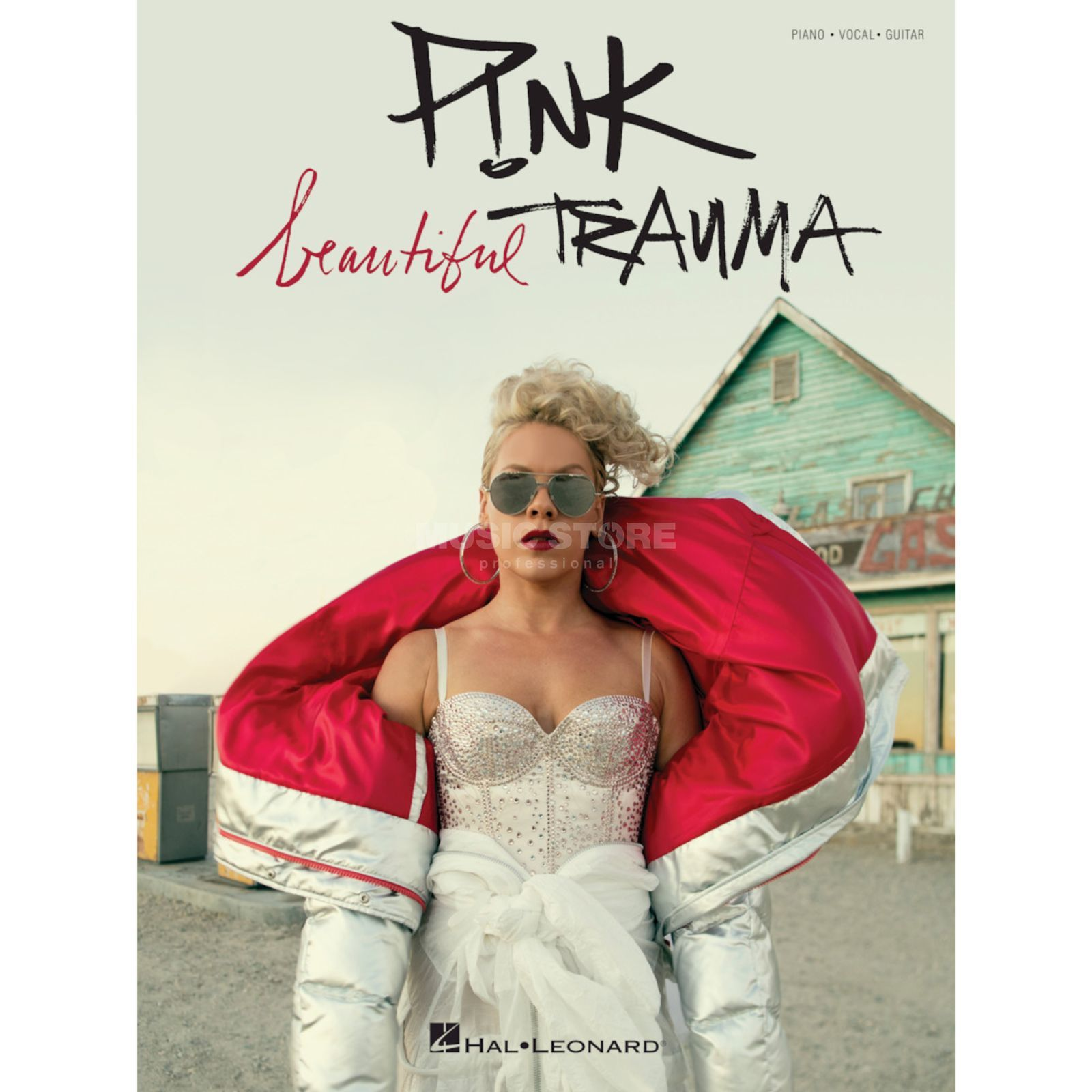 Hal Leonard P!nk: Beautiful Trauma Product Image