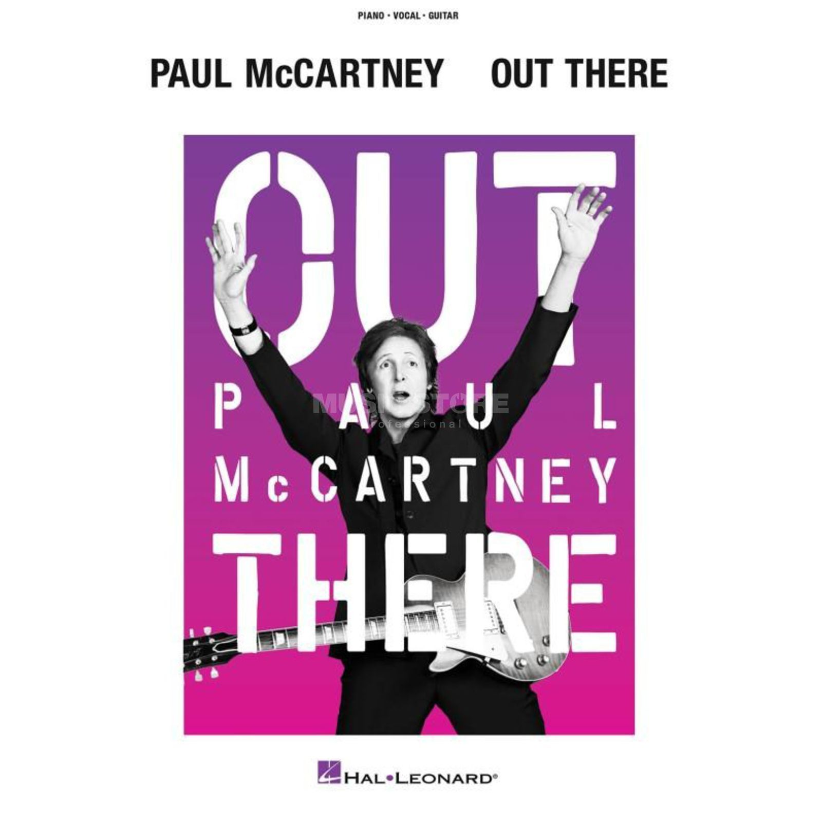 Hal Leonard Paul McCartney: Out There Tour Produktbild