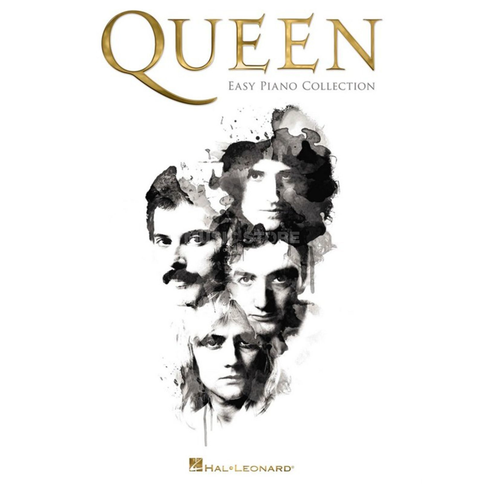 Hal Leonard Queen: Easy Piano Collection Product Image