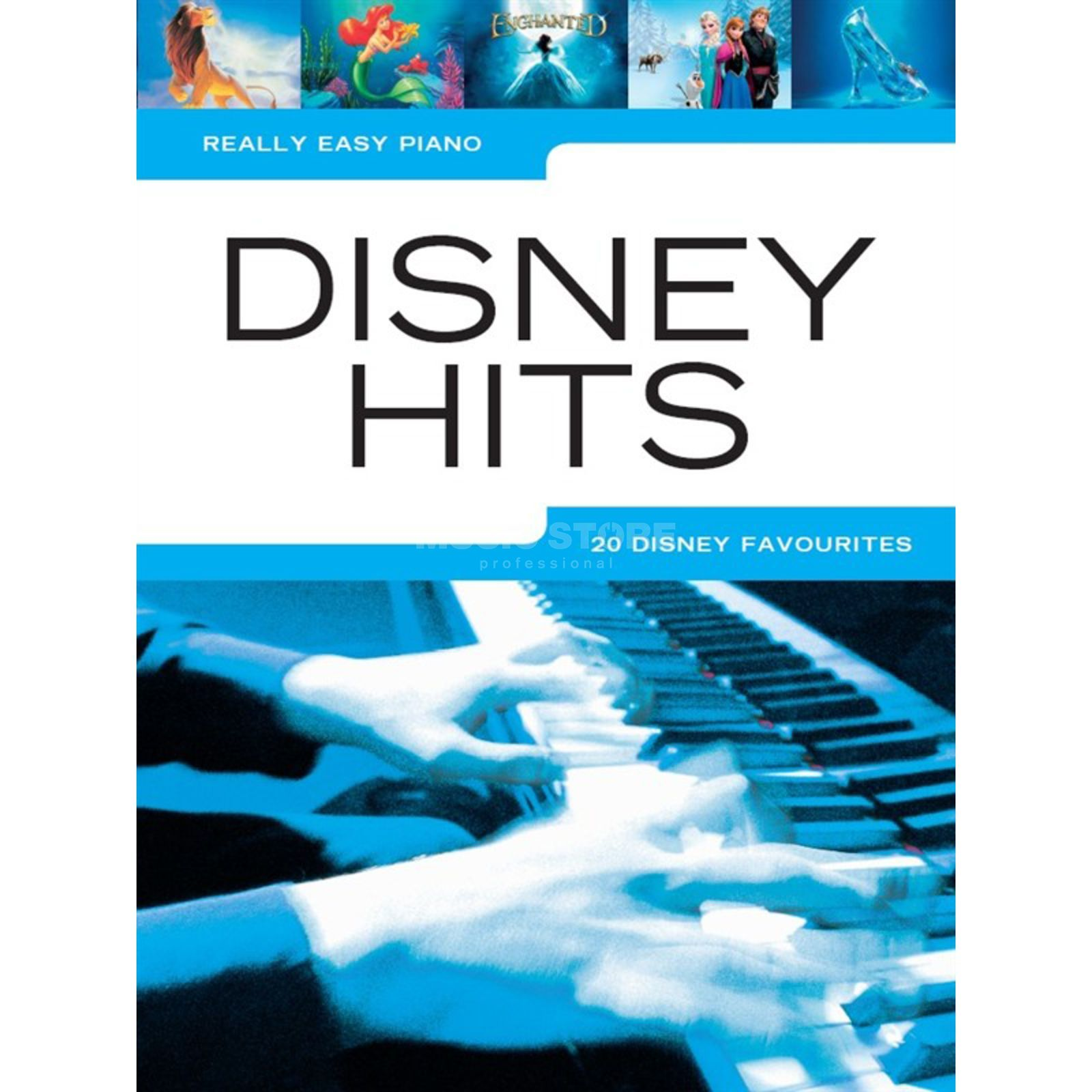 Hal Leonard Really Easy Piano: Disney Hits Produktbillede