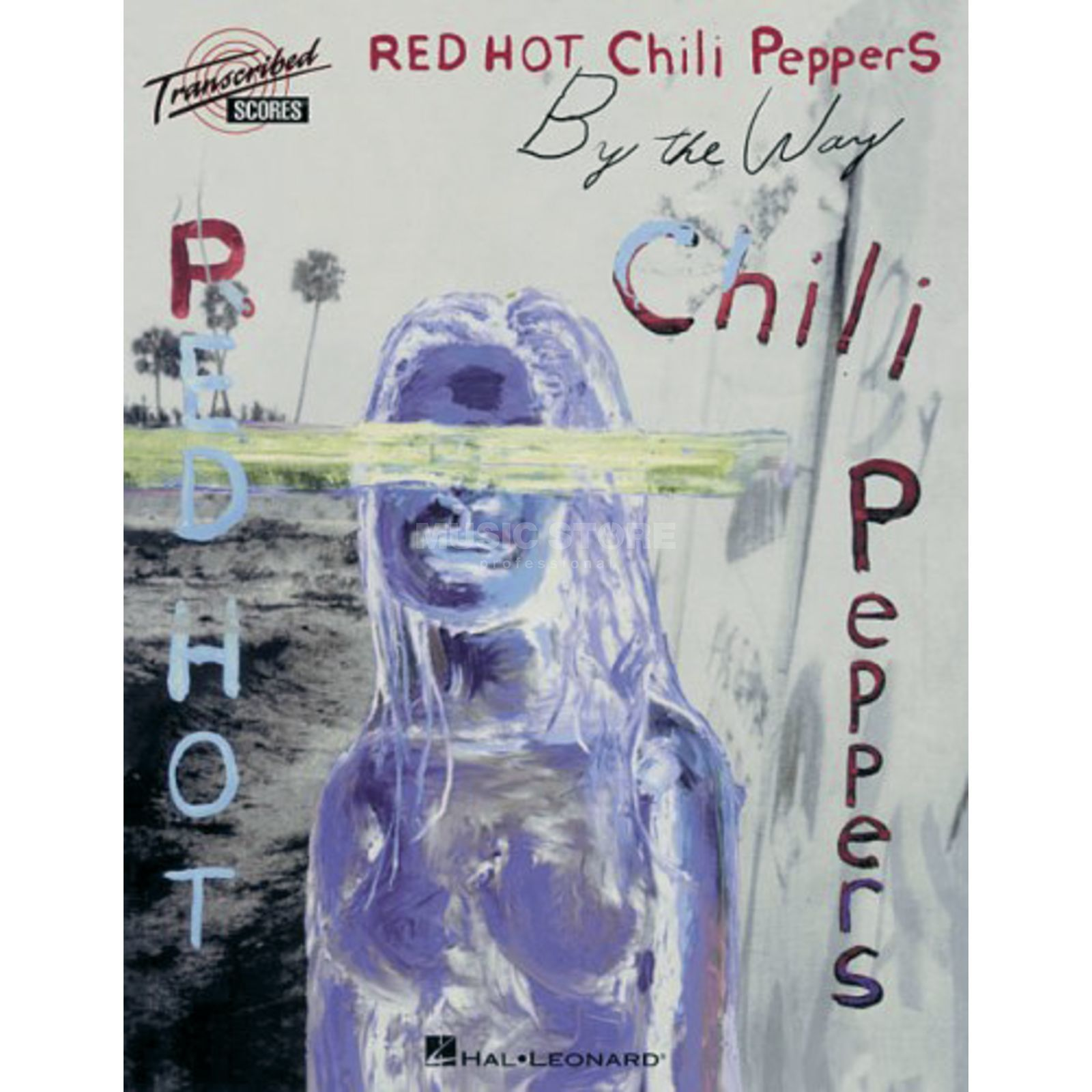 Hal Leonard Red Hot Chili Peppers: By The Way Bass TAB Produktbillede