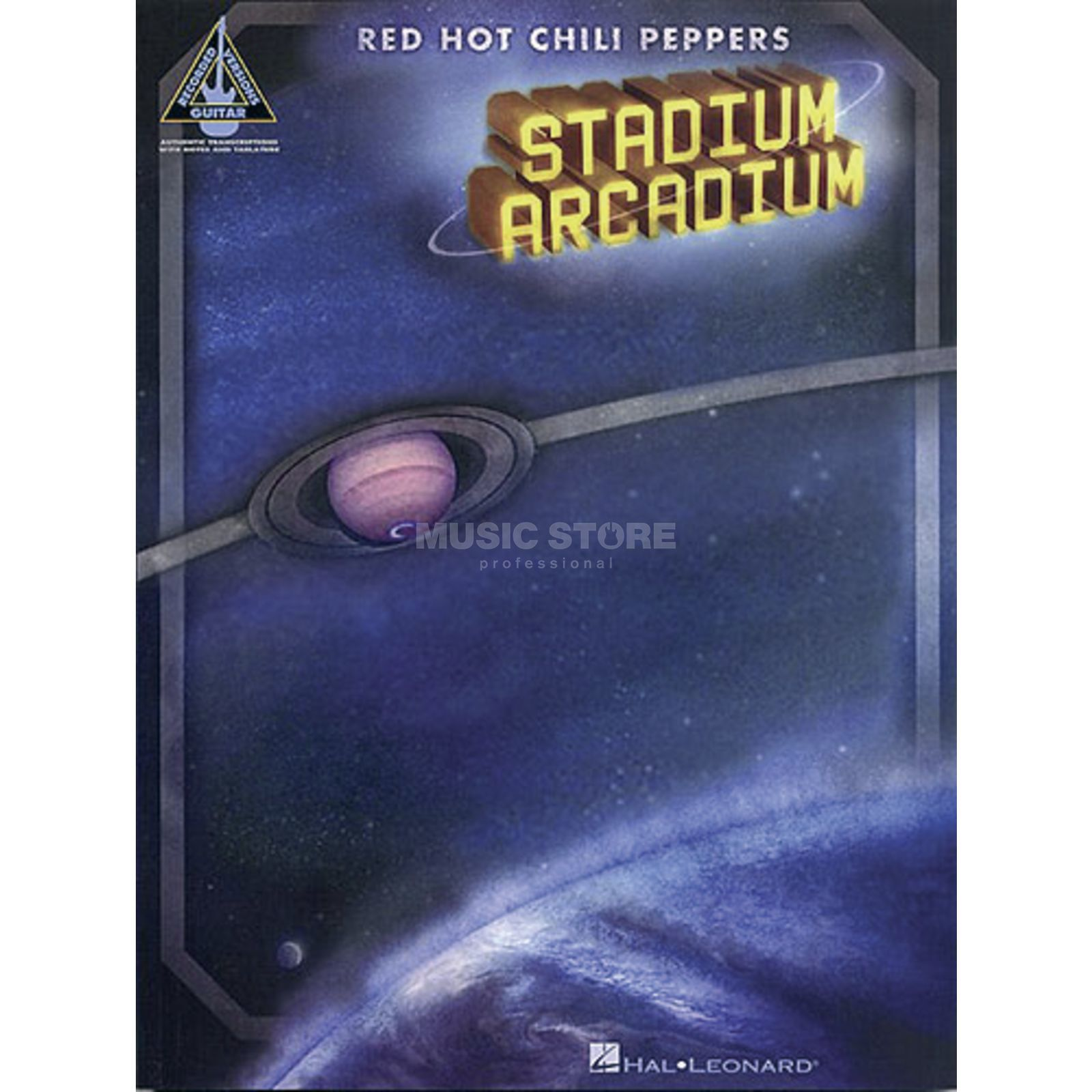 Hal Leonard Red Hot Chili Peppers: Stadium Arcadium Produktbild