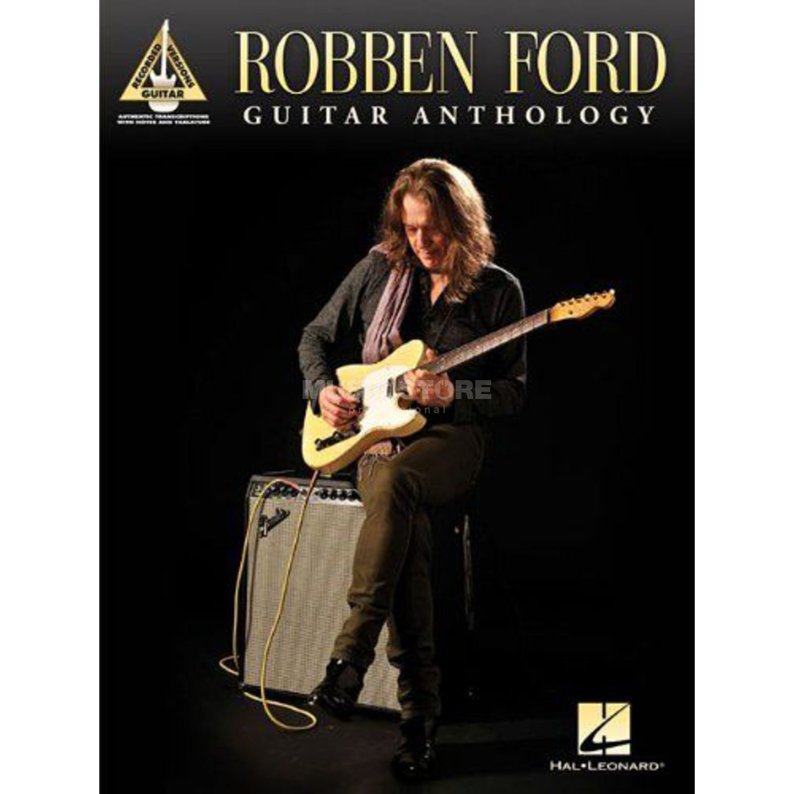 Hal Leonard Robben Ford: Guitar Anthology TAB Produktbild