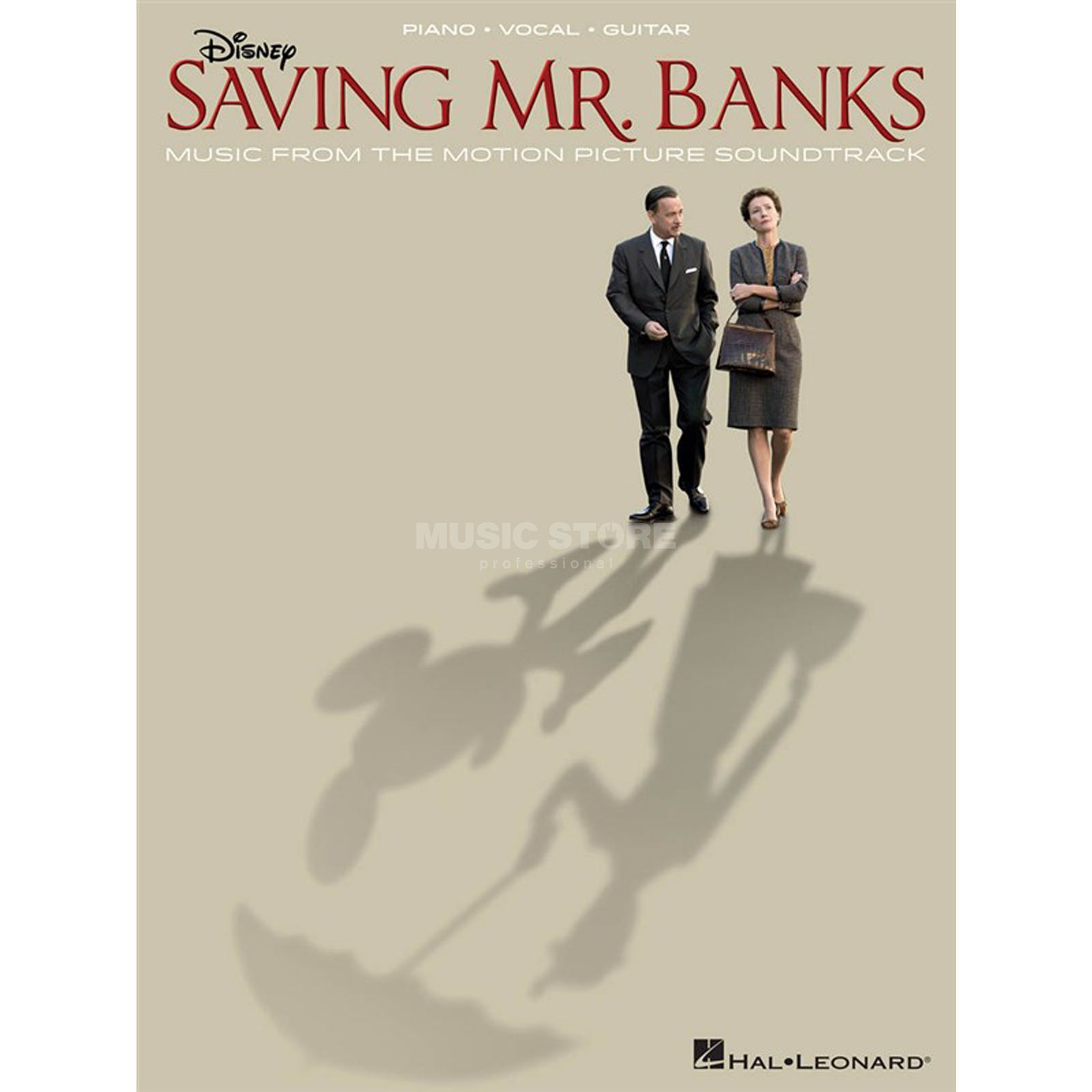 Hal Leonard Saving Mr. Banks - Soundtrack PVG Produktbild