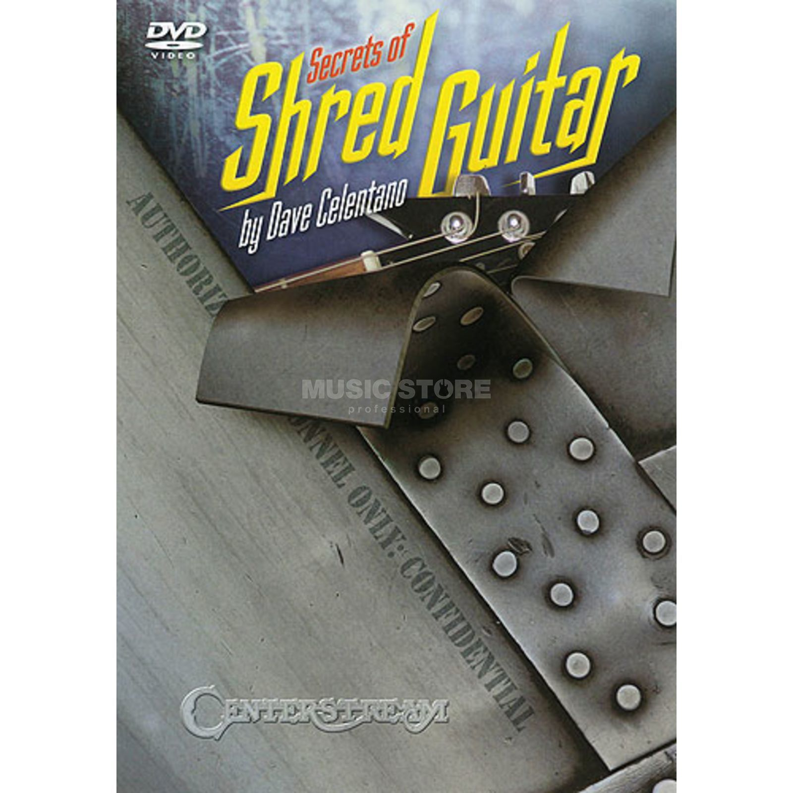 Hal Leonard Secrets Of Shred Guitar DVD Produktbild