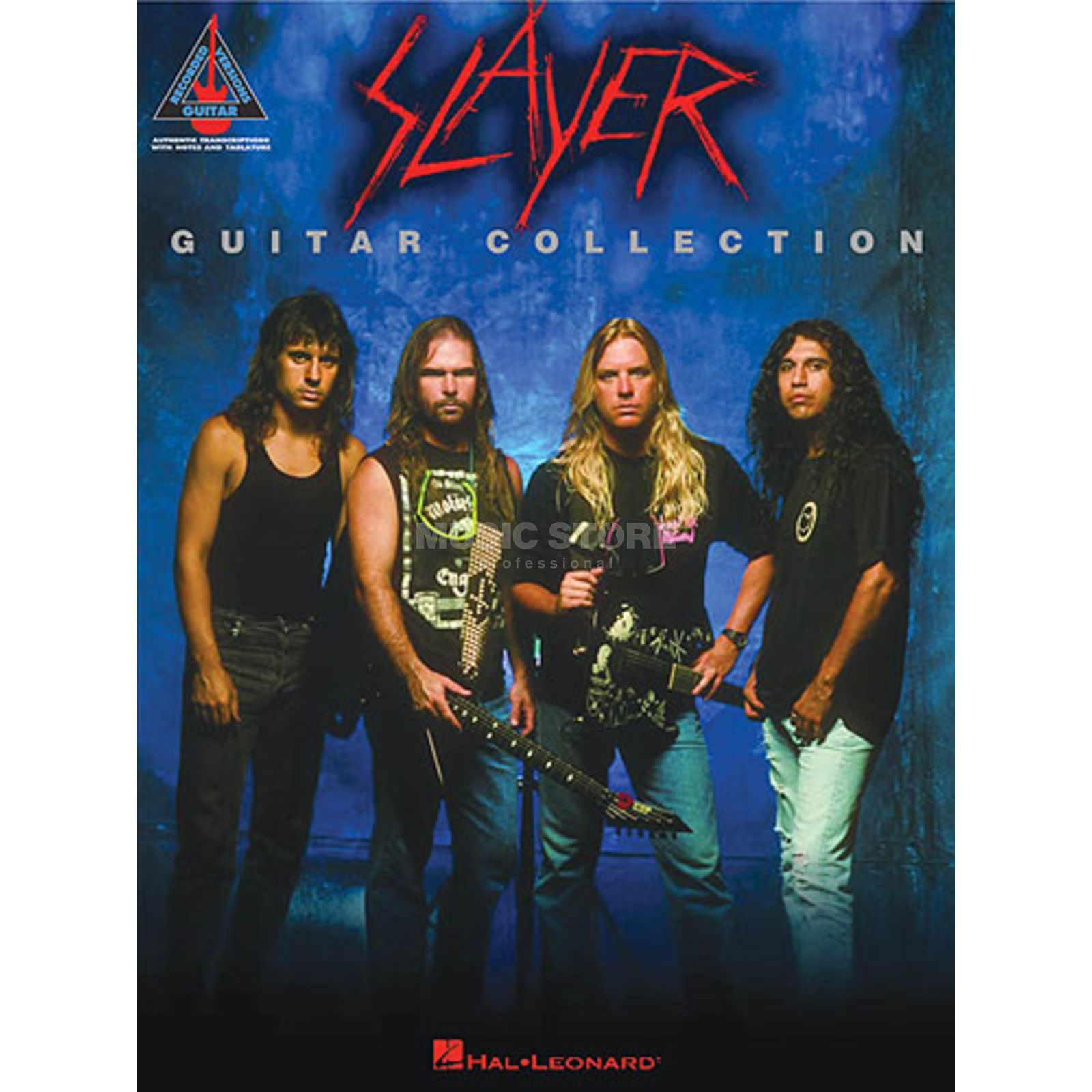 Hal Leonard Slayer: Guitar Collection Produktbillede