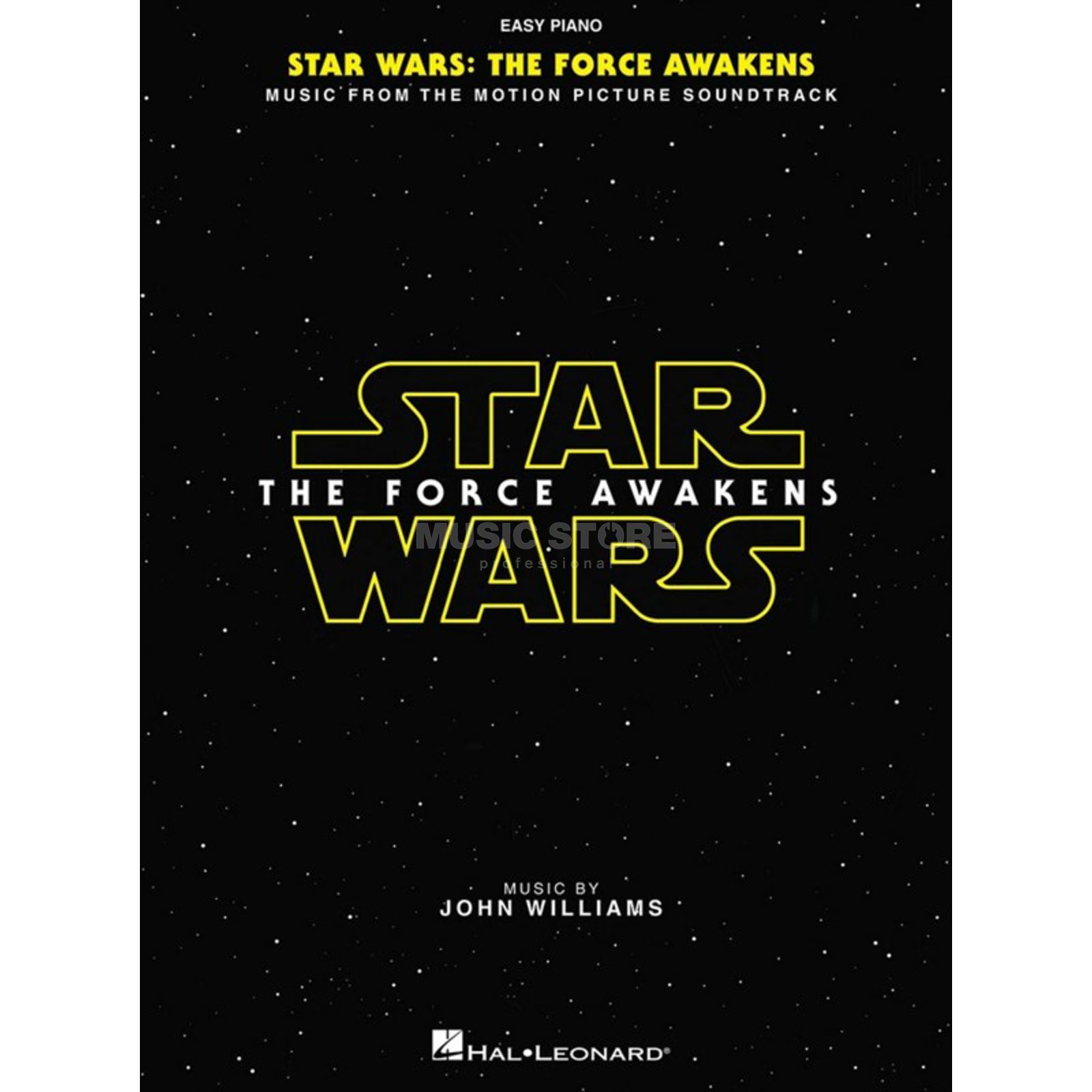 Hal Leonard Star Wars: Episode VII – The Force Awakens Produktbild