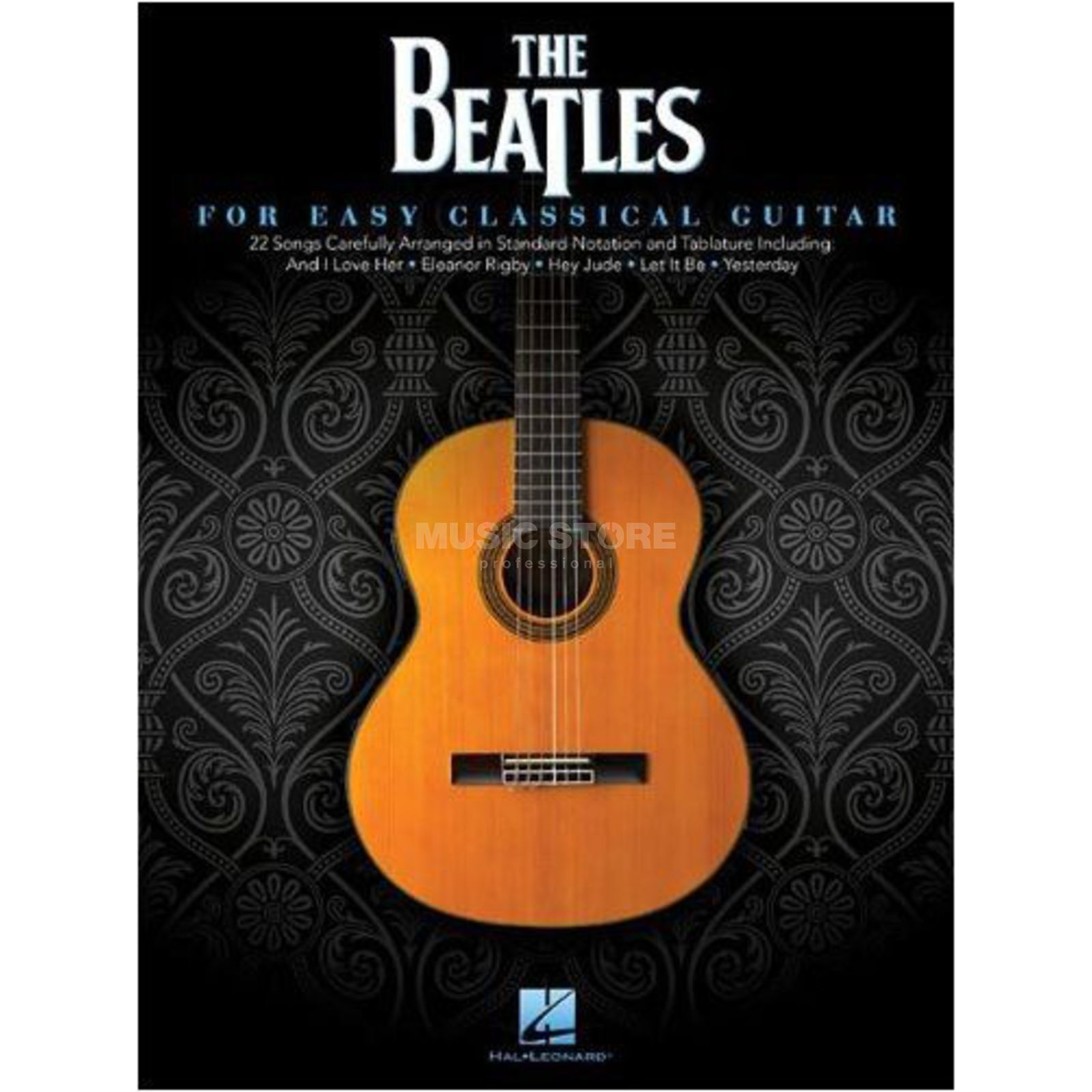 Hal Leonard The Beatles: For Easy Classical Guitar Produktbild