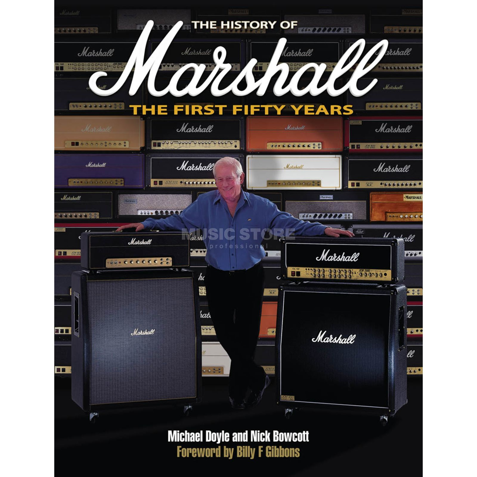 Hal Leonard The History of Marshall Doyle/Bowcott Produktbild