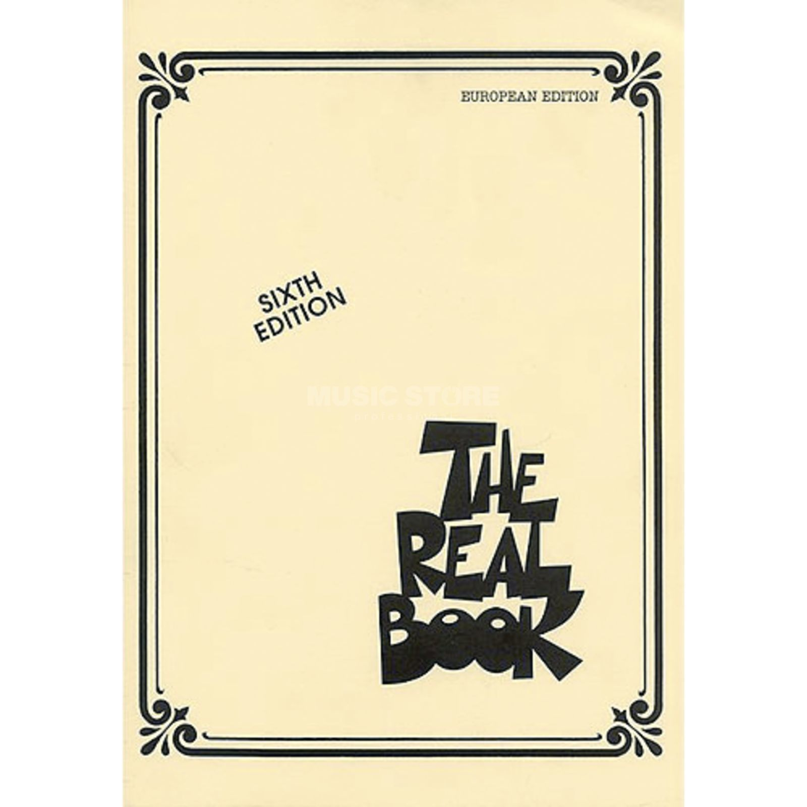 Hal Leonard The Real Book: Volume I C Instrumente - Sixth Edition Produktbillede