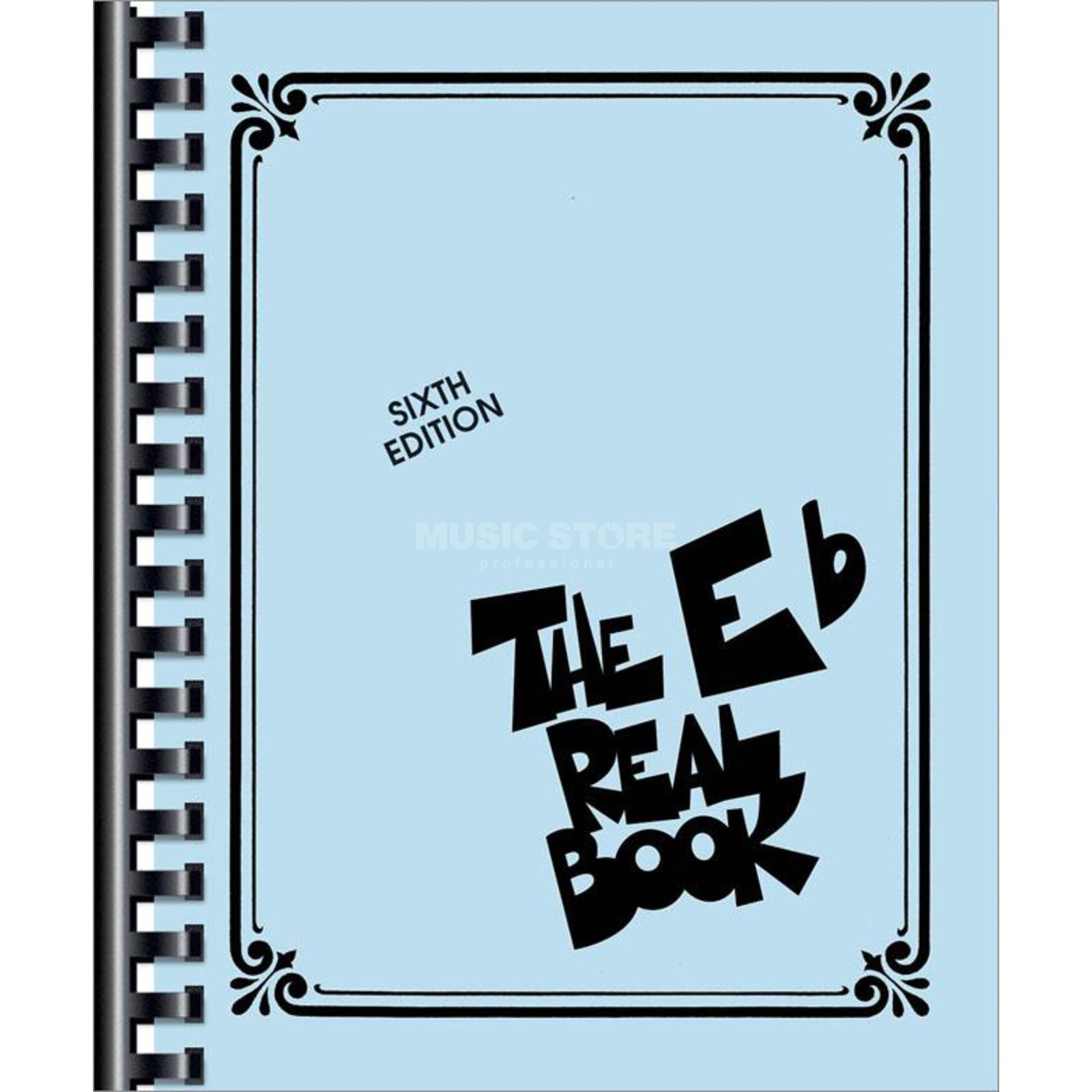 Hal Leonard The Real Book: Volume I Eb Instrumente - Sixth Edition Produktbild