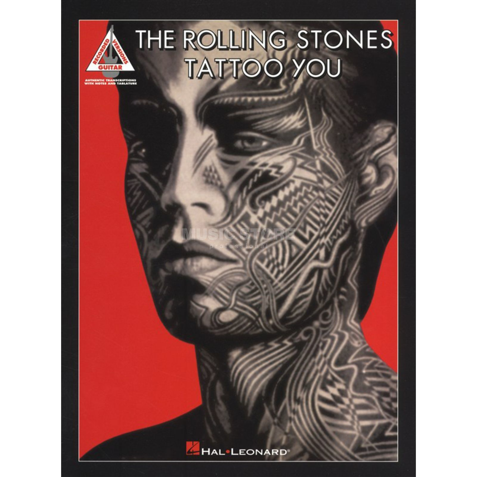Hal Leonard The Rolling Stones: Tattoo You TAB Produktbillede