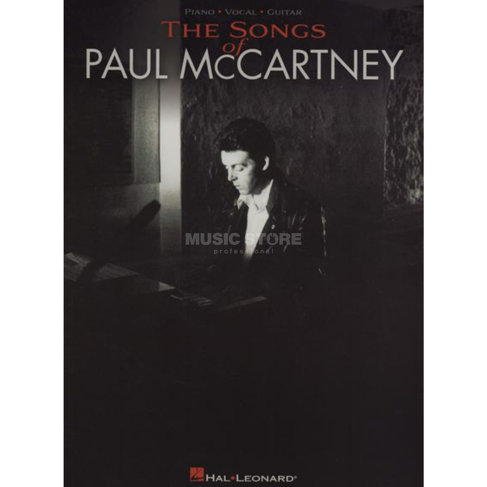 Hal Leonard The Songs Of Paul McCartney Produktbild