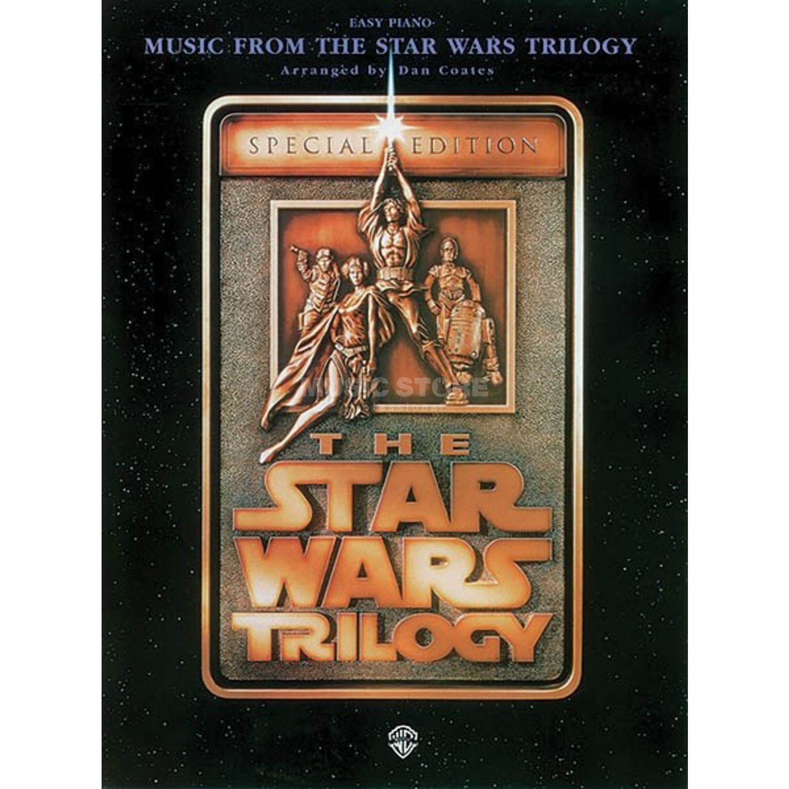 Hal Leonard The Star Wars Trilogy Easy Piano (Special Edition) Produktbillede