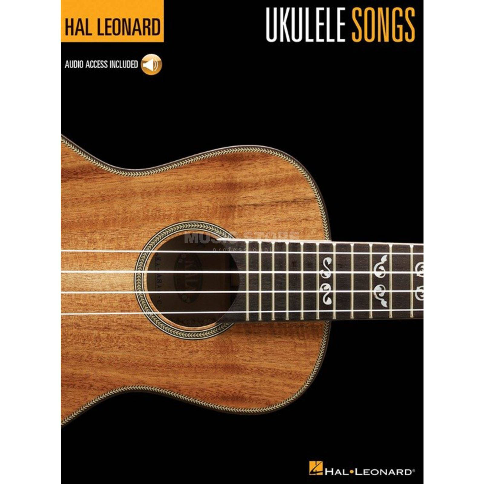 Hal Leonard Ukulele Method: Songs Produktbild