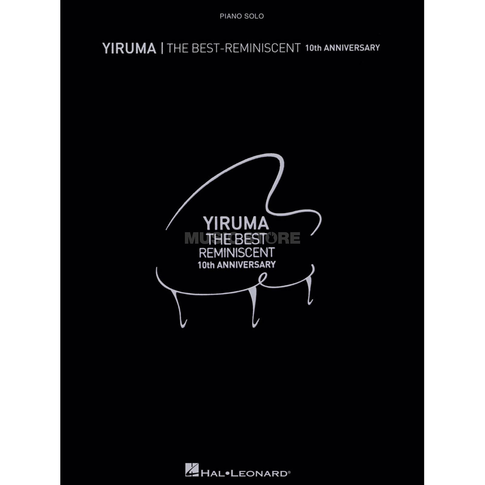 Hal Leonard Yiruma: The Best - Reminiscent 10th Anniversary Product Image