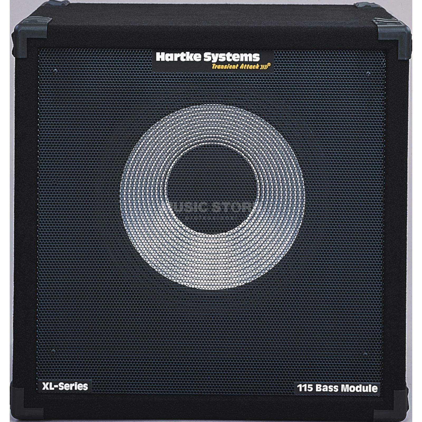 "Hartke 115 B XL Box 200 Watt 8 Ohm 1x15"" Speaker Produktbillede"