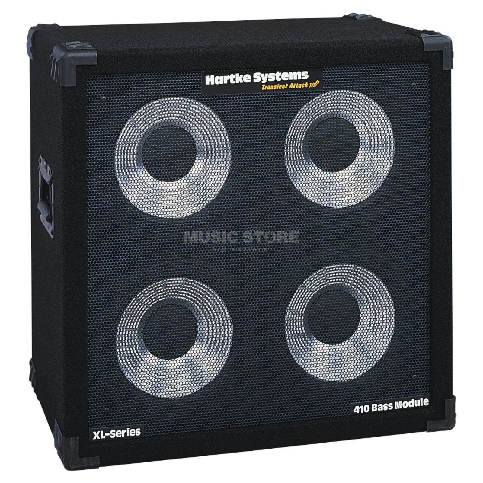 "Hartke 410 B XL Box 400 Watt 8 Ohm 4x10"" Speaker Product Image"
