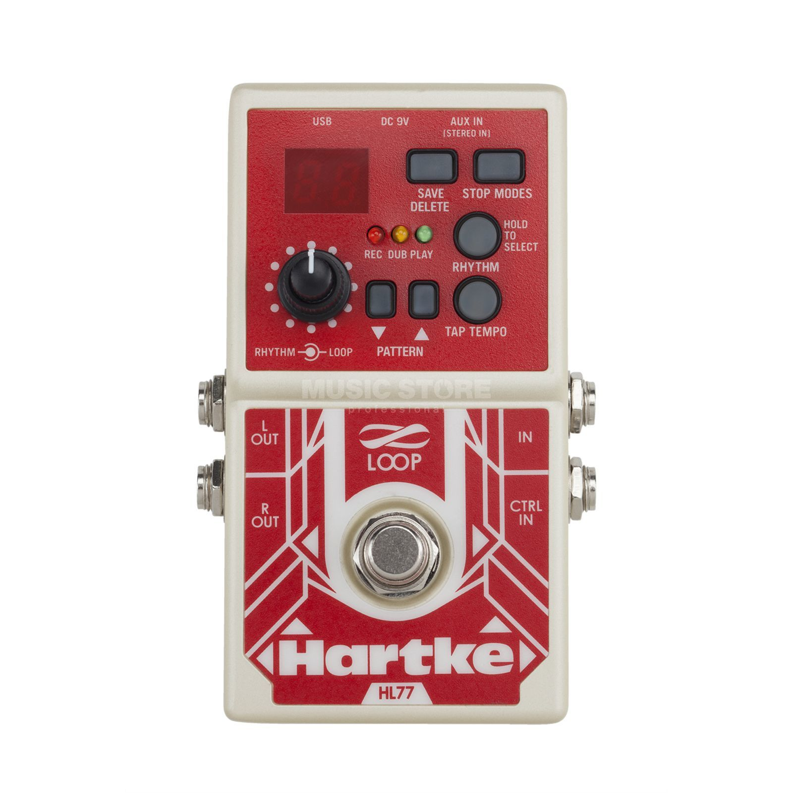 Hartke HL77 Bass Looper Product Image