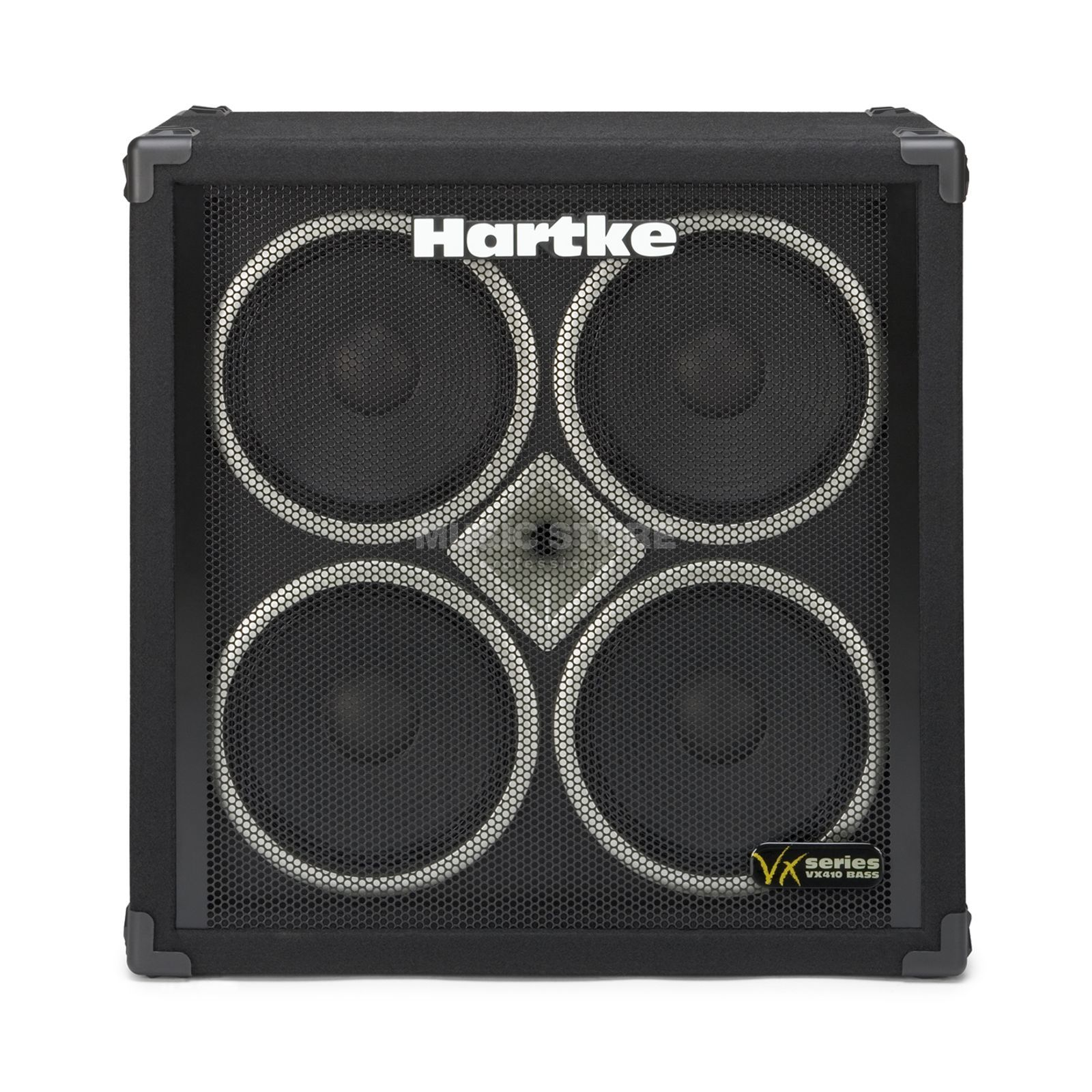 "Hartke VX 410 Bass Box 400 Watt 8 Ohm 4x10""Speaker +  Horn Product Image"