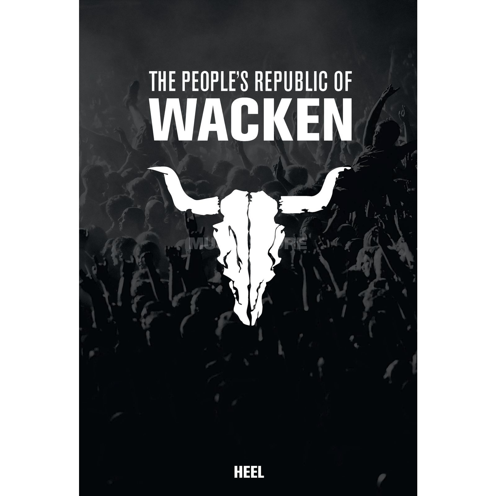 Heel-Verlag The People's Republic of Wacken Imagem do produto