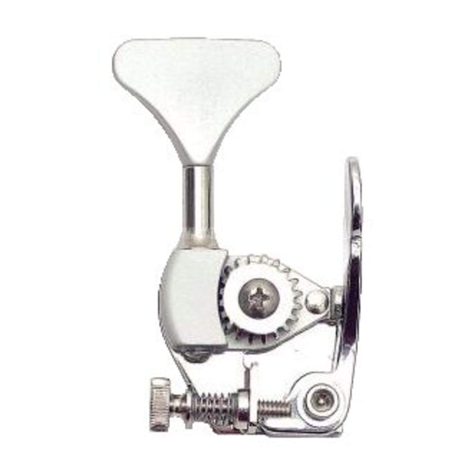 "Hipshot D'Tuner Extender Key HE6Y-3/8"" Y Key Ultralite Chrome Product Image"