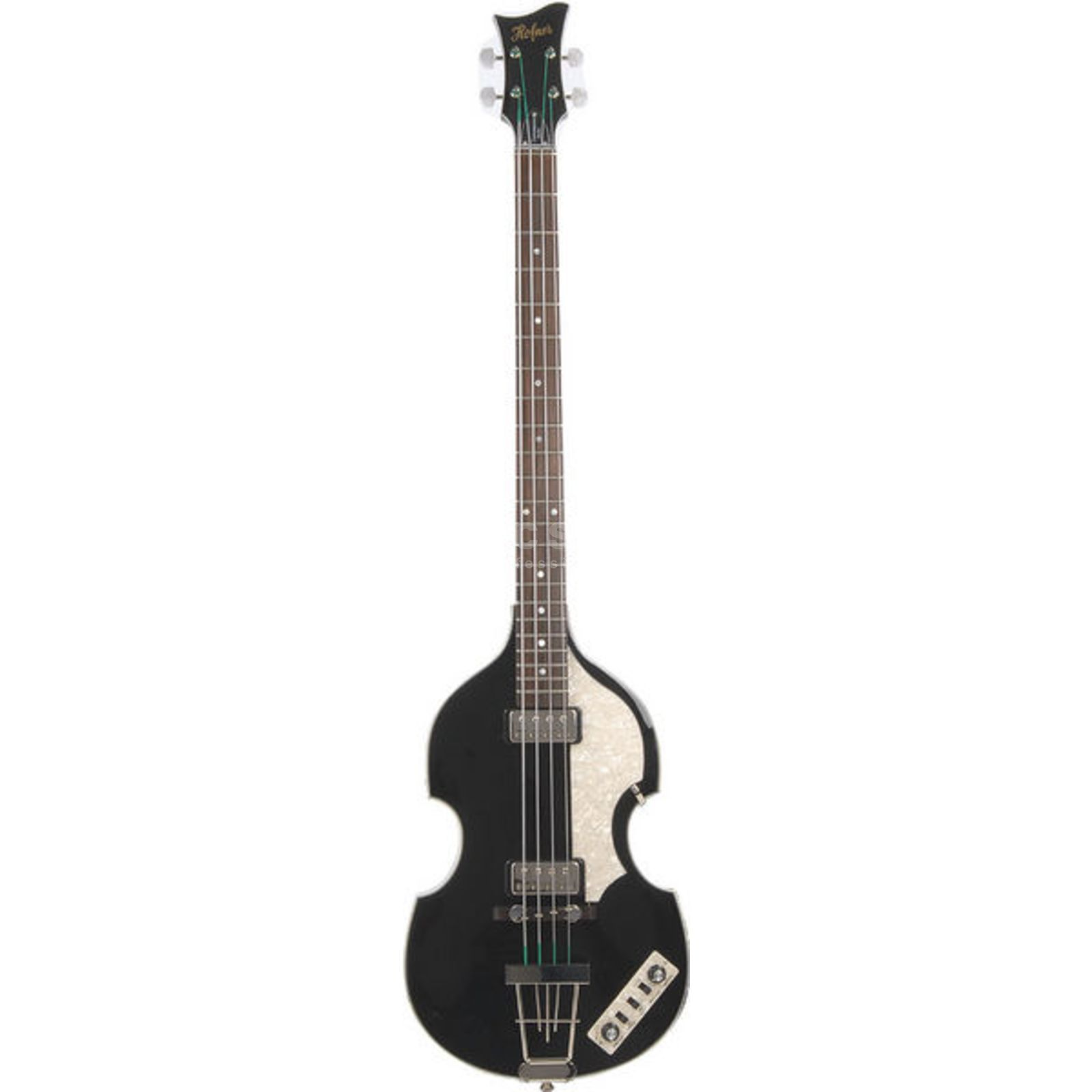 Höfner Contemporary Violin Bass Black HCT-500/1-BK B-Stock Produktbillede