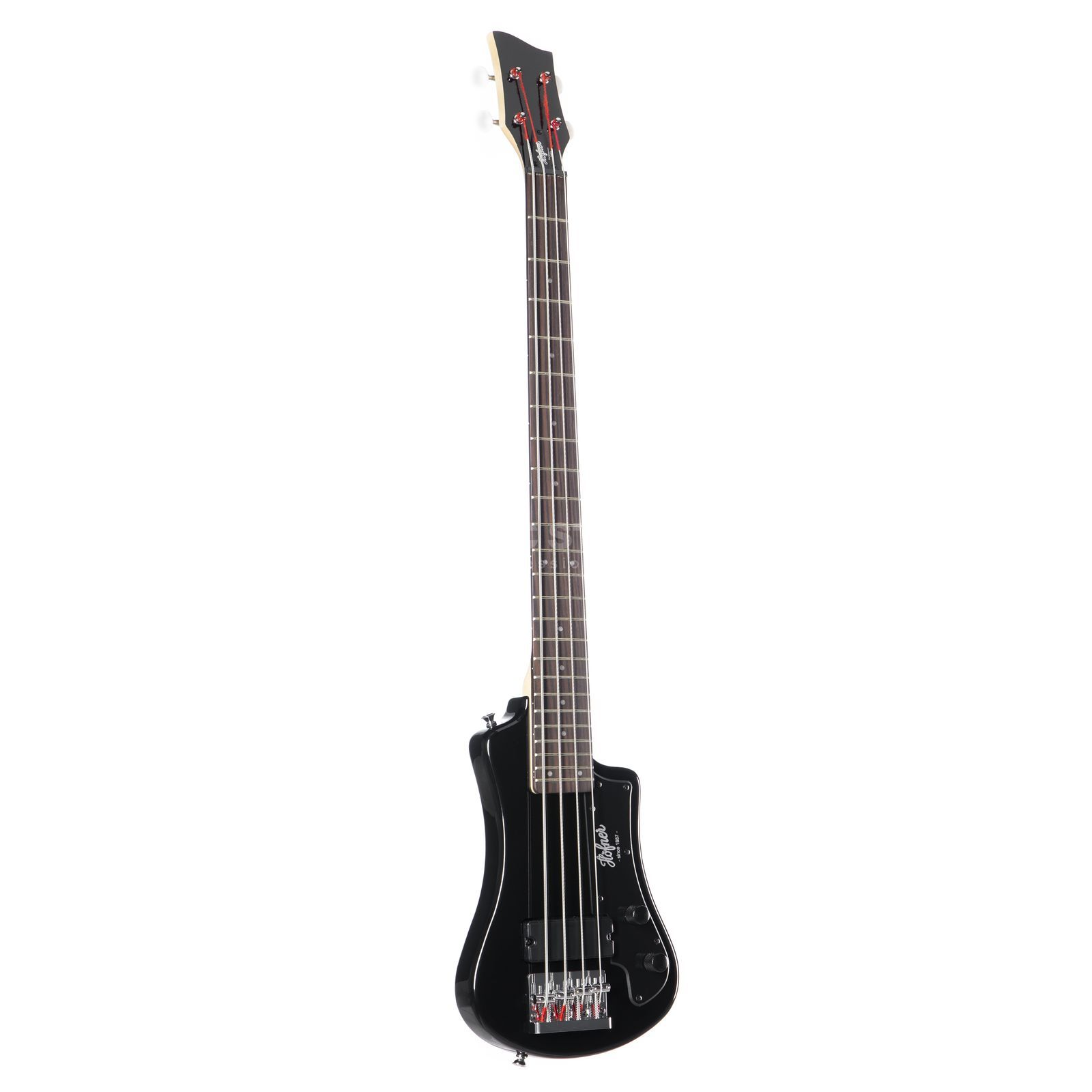 Höfner Shorty Bass CT Black HCT-SHB-BK-0 Produktbillede