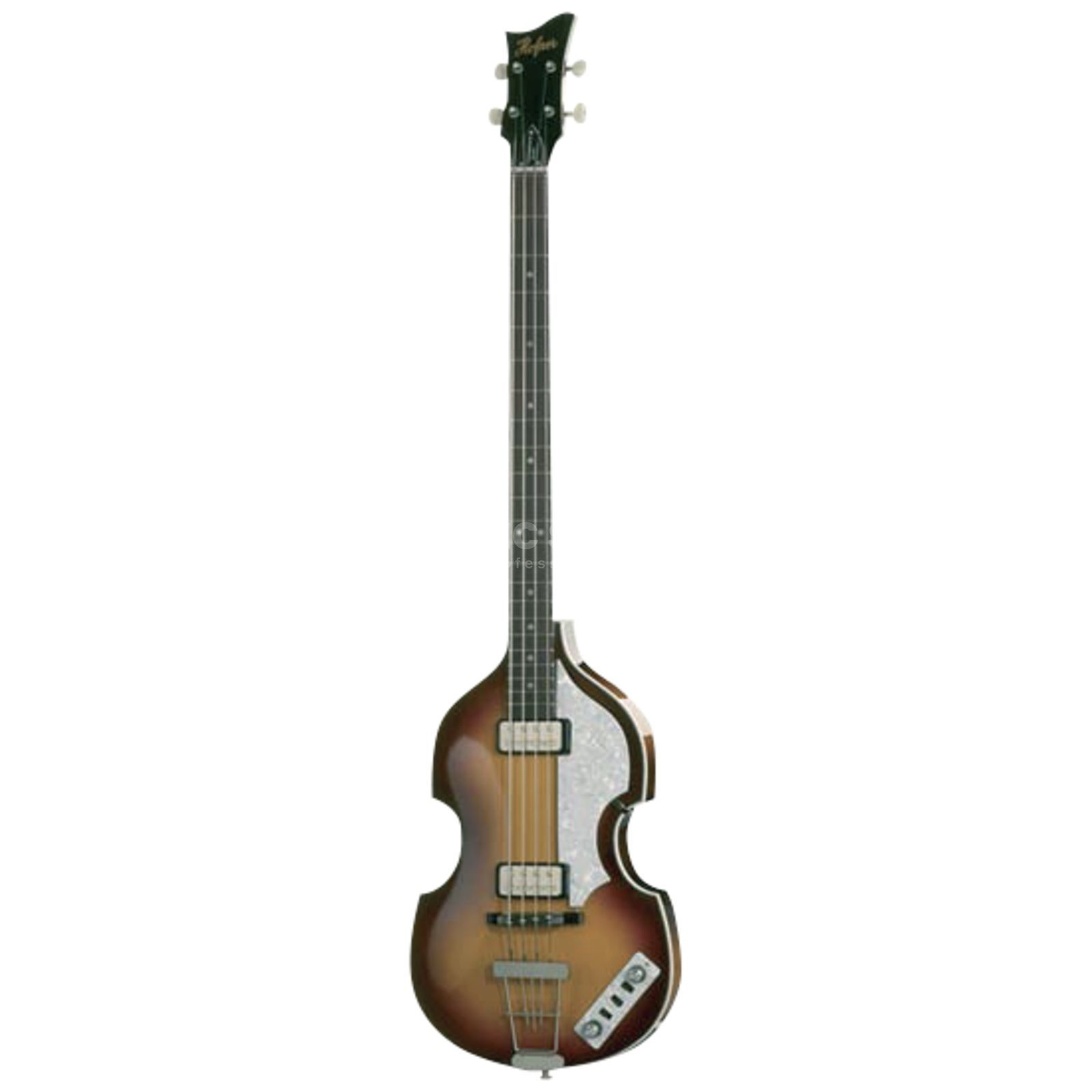 Höfner Violin Bass Sunburst Contemporary Series Produktbillede