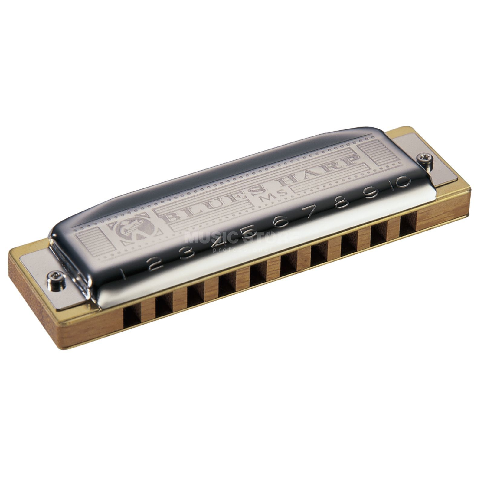 Hohner Blues Harp Ab MS  Product Image
